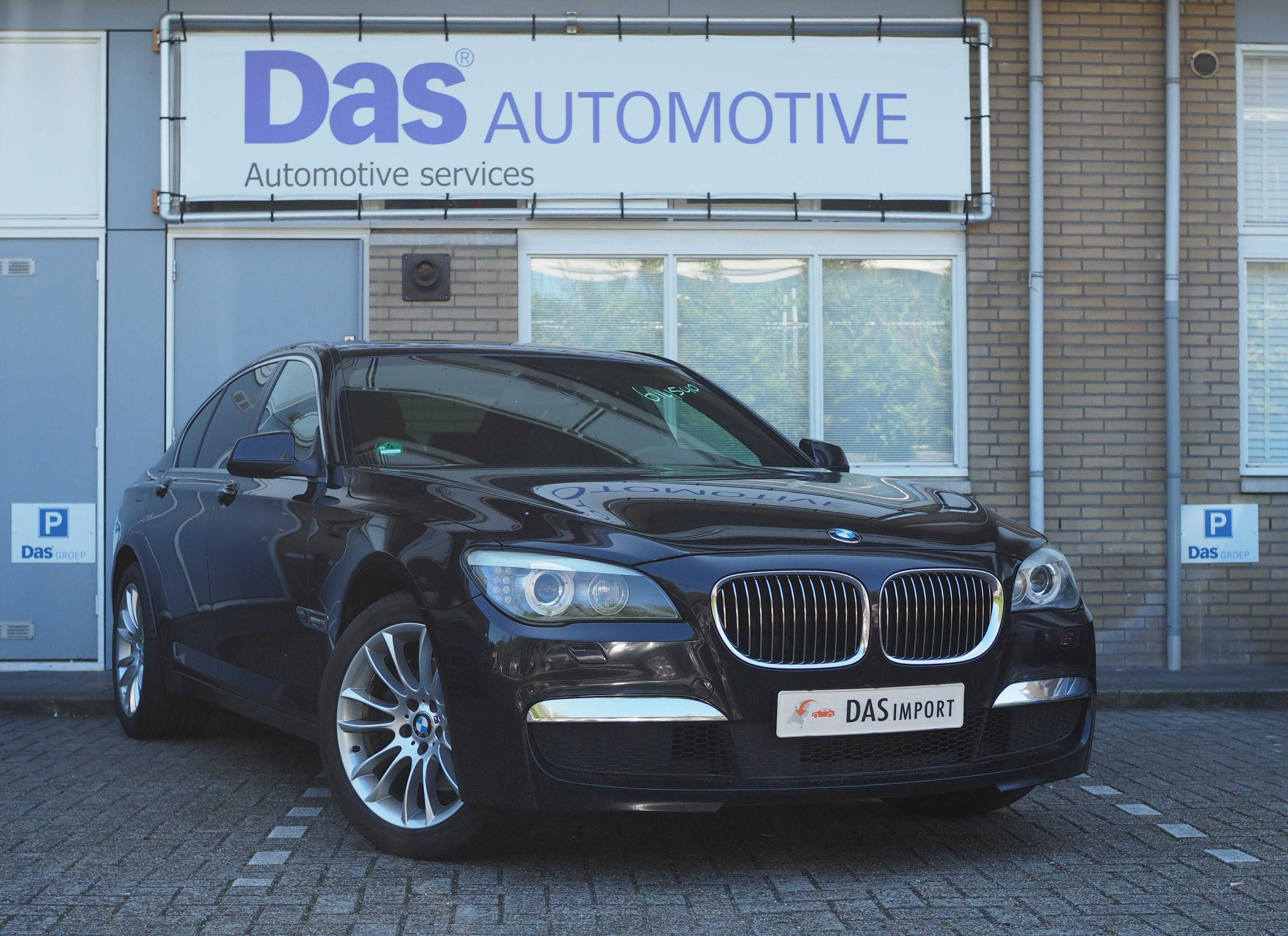 Importauto: BMW 730D Blue Performance 1/2011