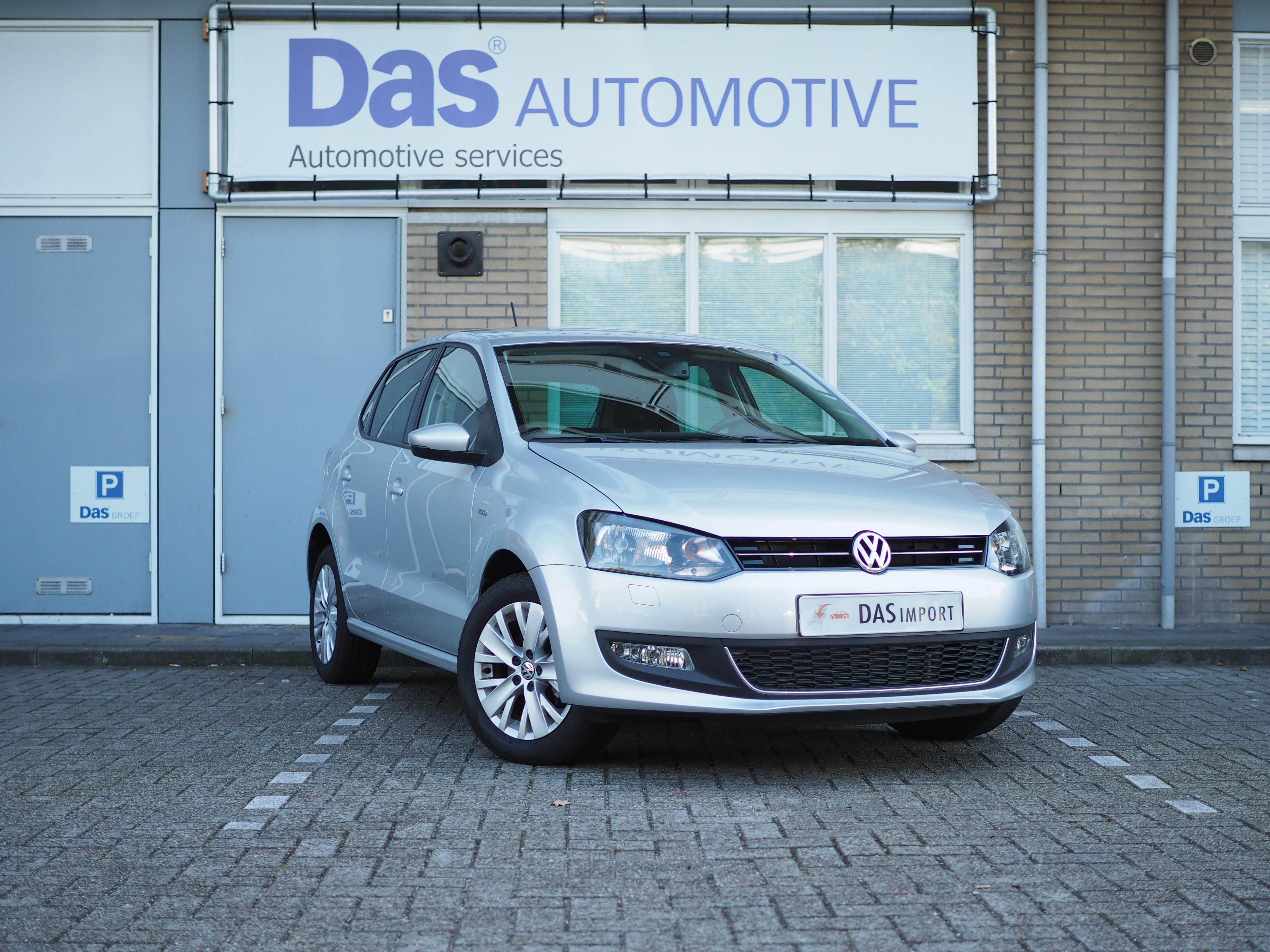 Importauto: Volkswagen Polo 1.2 Trendline 1/2014