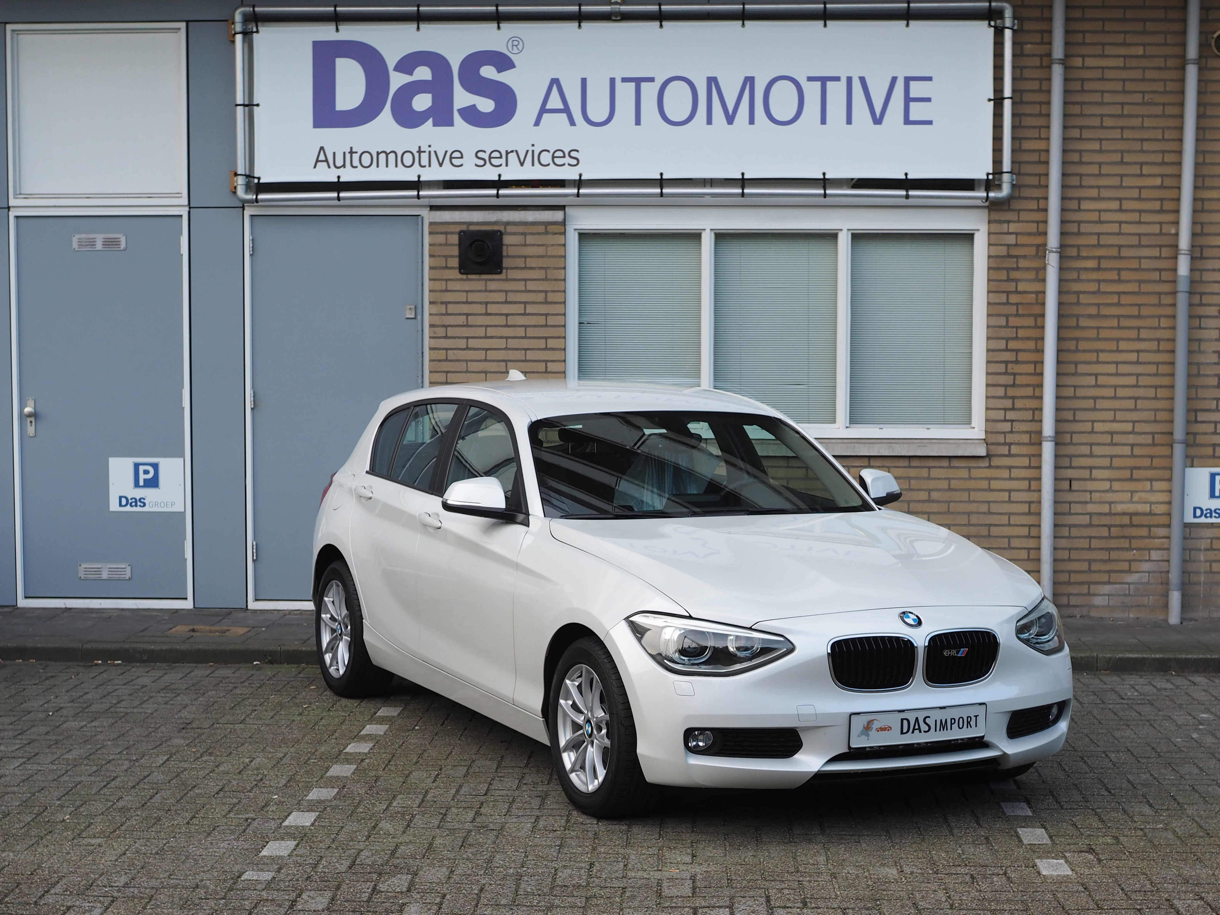 Importauto: BMW 116i Limited Edition 8/2012