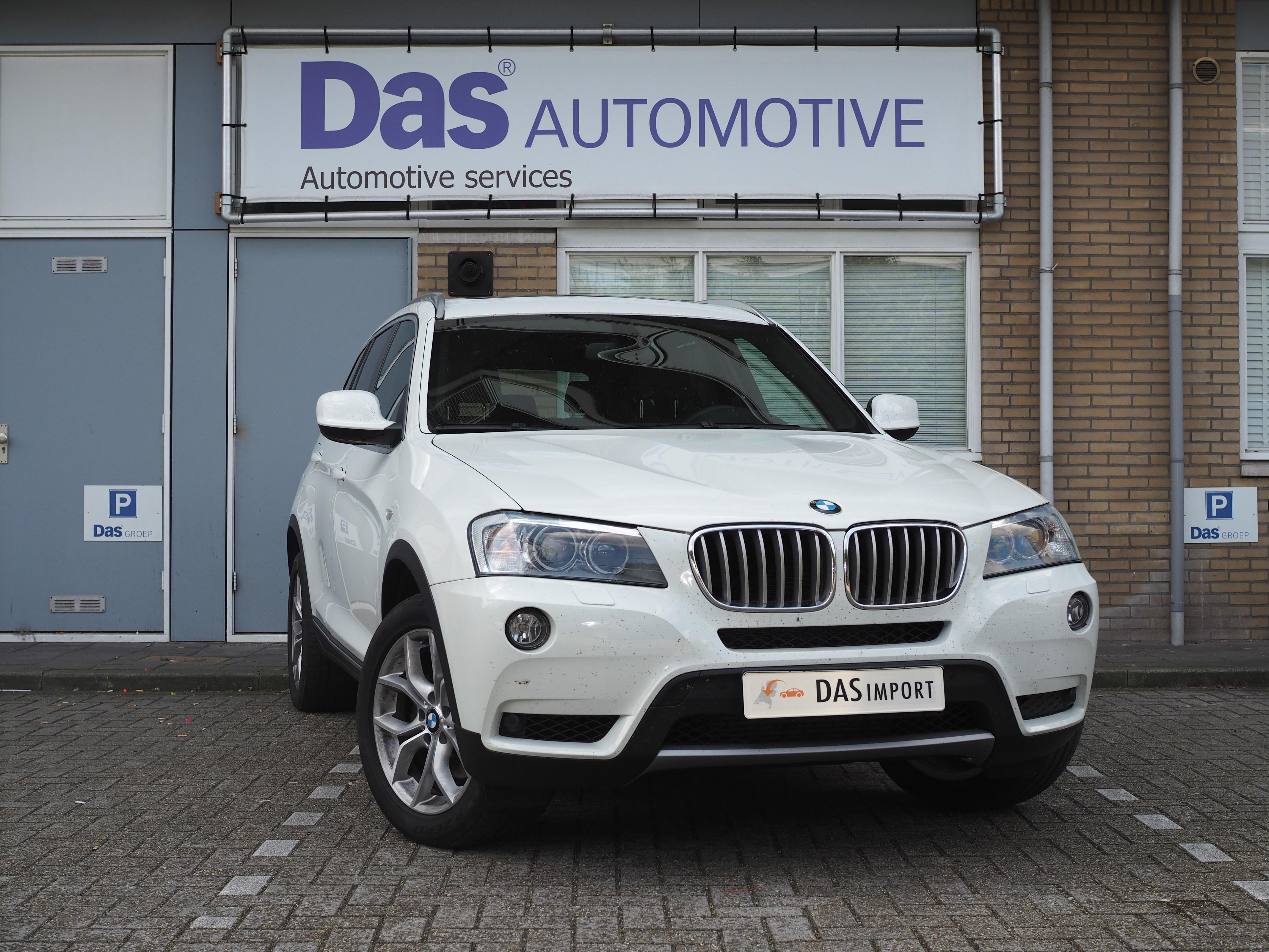 Importauto: BMW X3 xDrive 35iA 7/2011