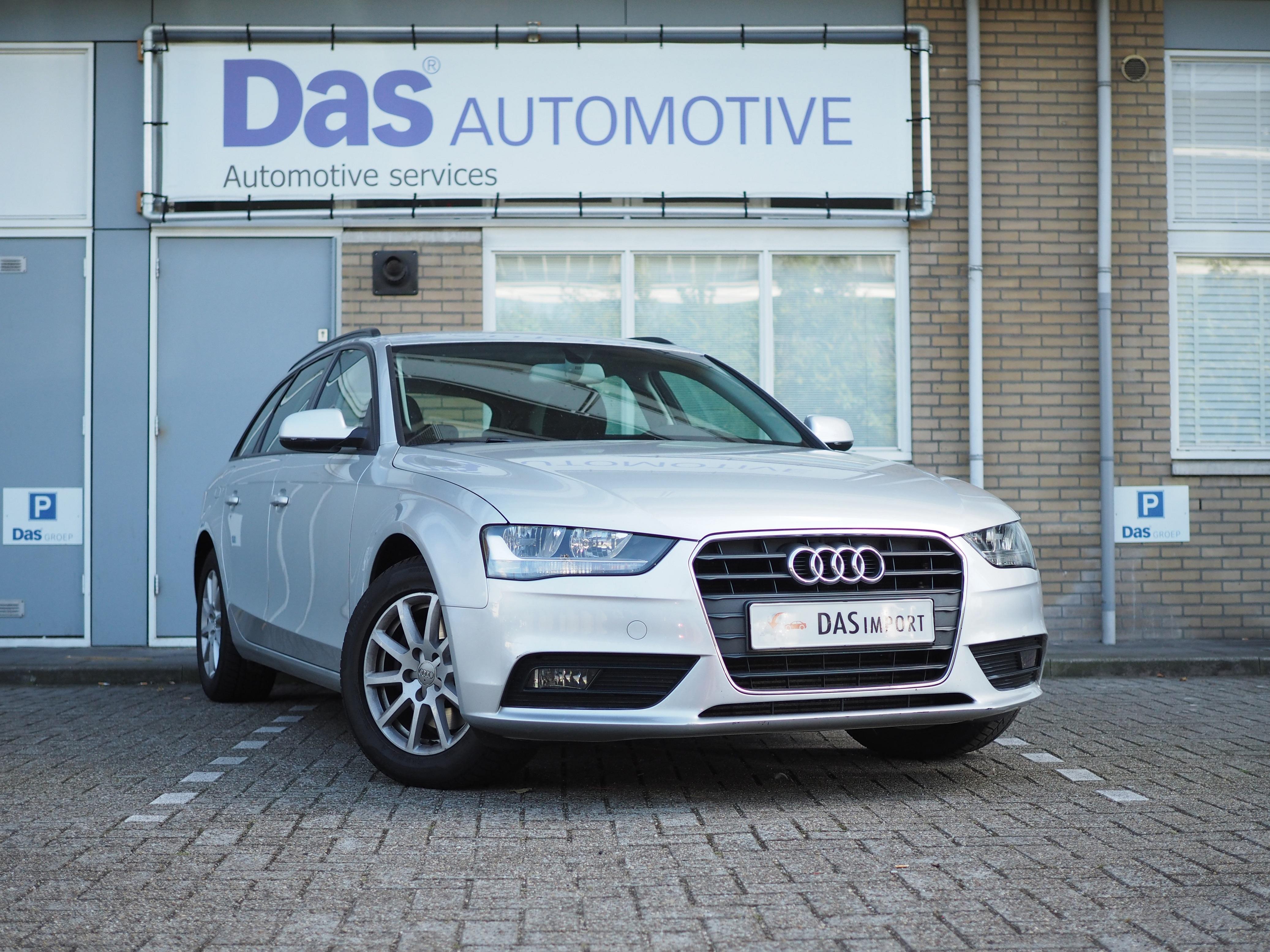 Importauto: Audi A4 Avant 1.8 TFSI 8/2012