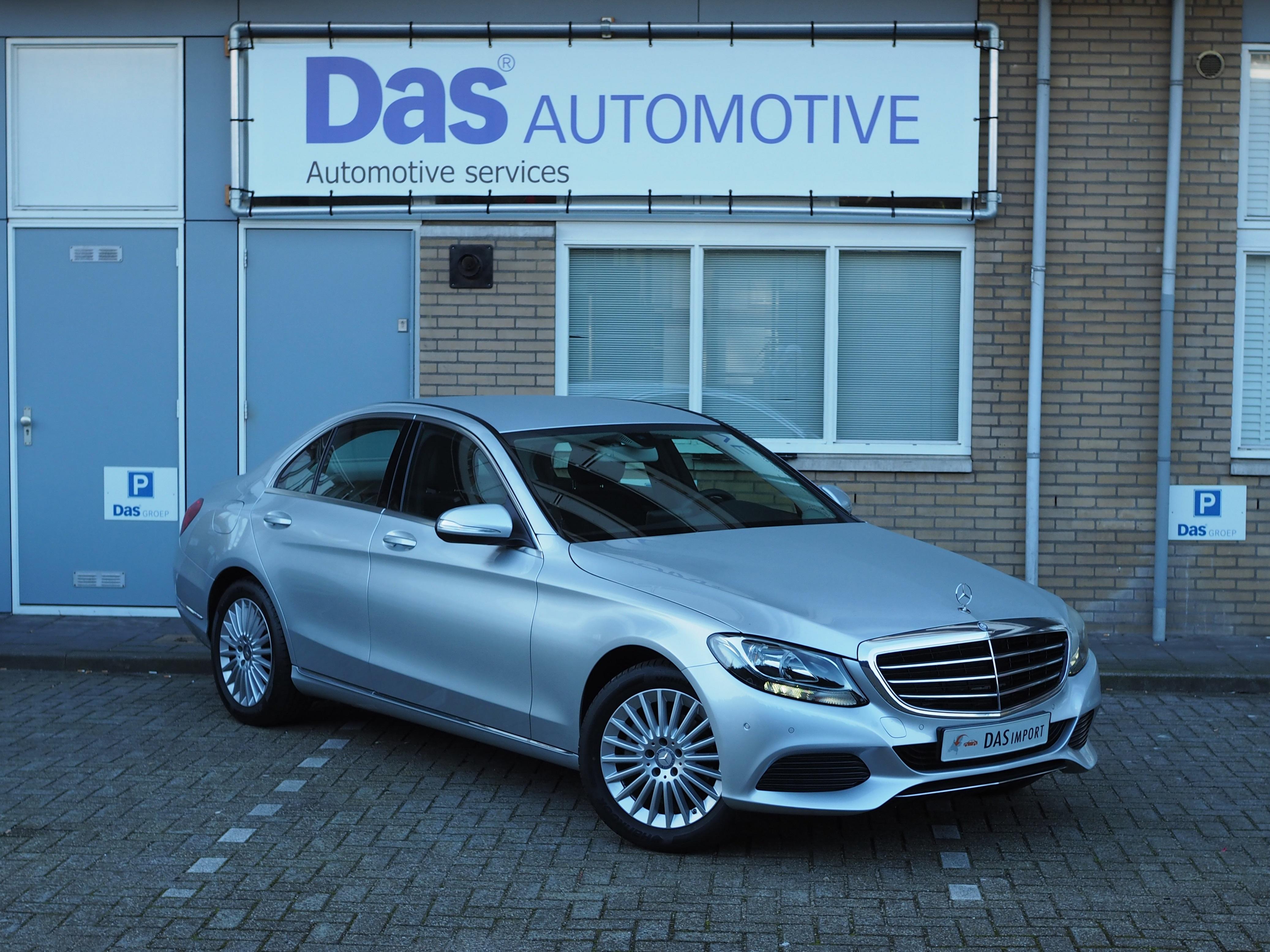 Importauto: Mercedes-Benz C180 Exclusive 3/2014