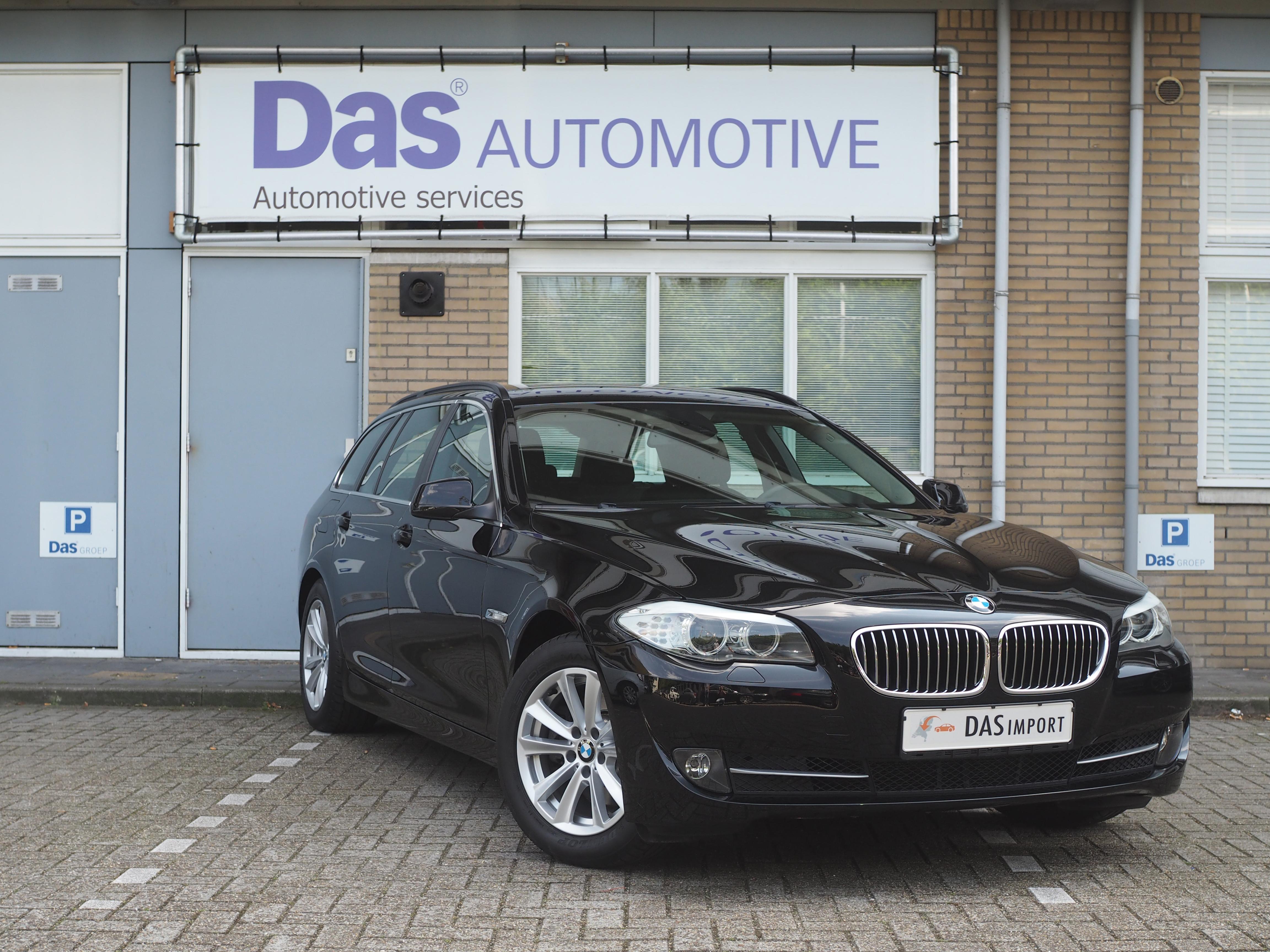Importauto: BMW 520D Touring Aut. 4/2012