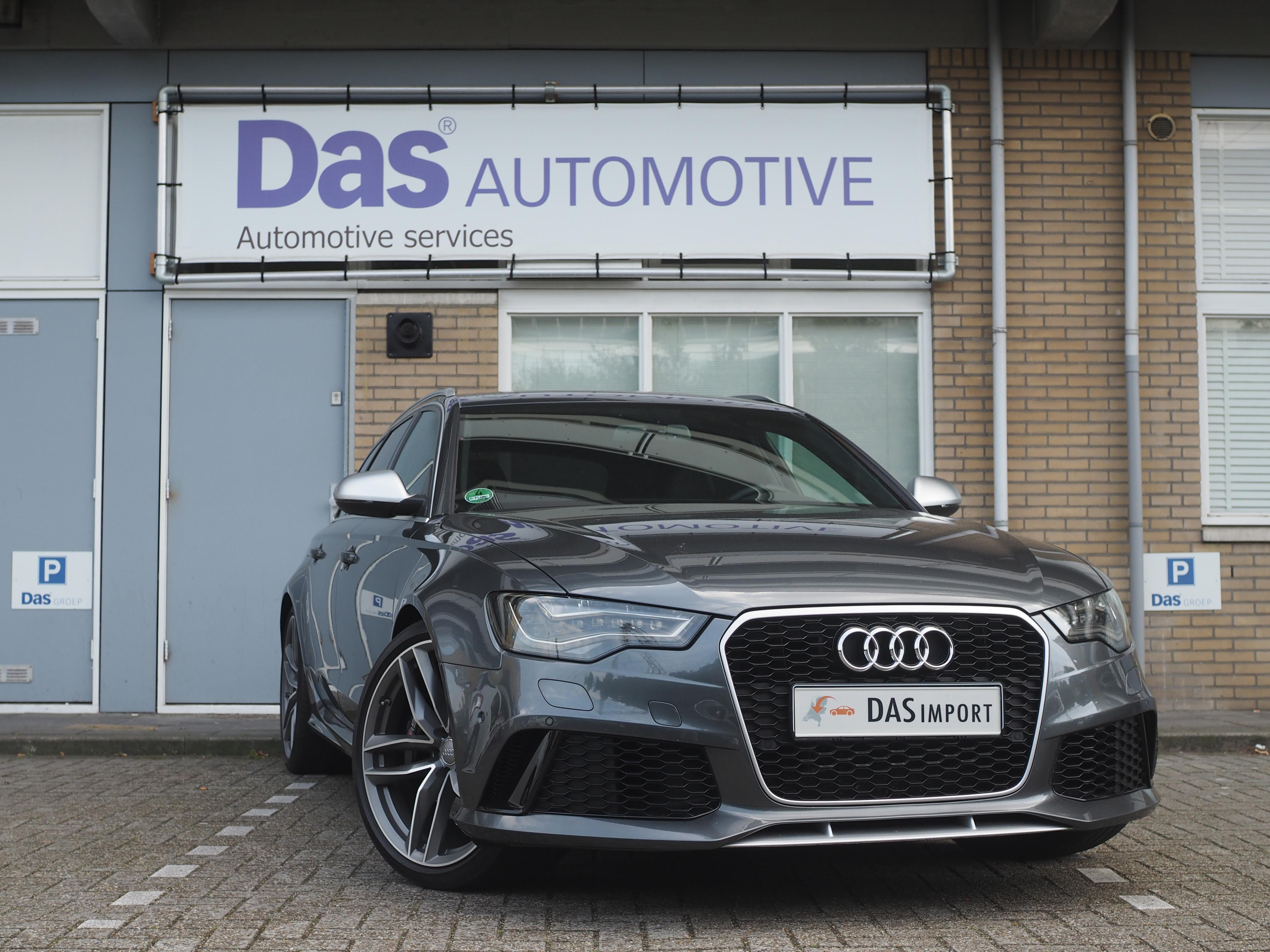 Importauto: Audi RS6 Avant 4.0 TFSI quattro 5/2013