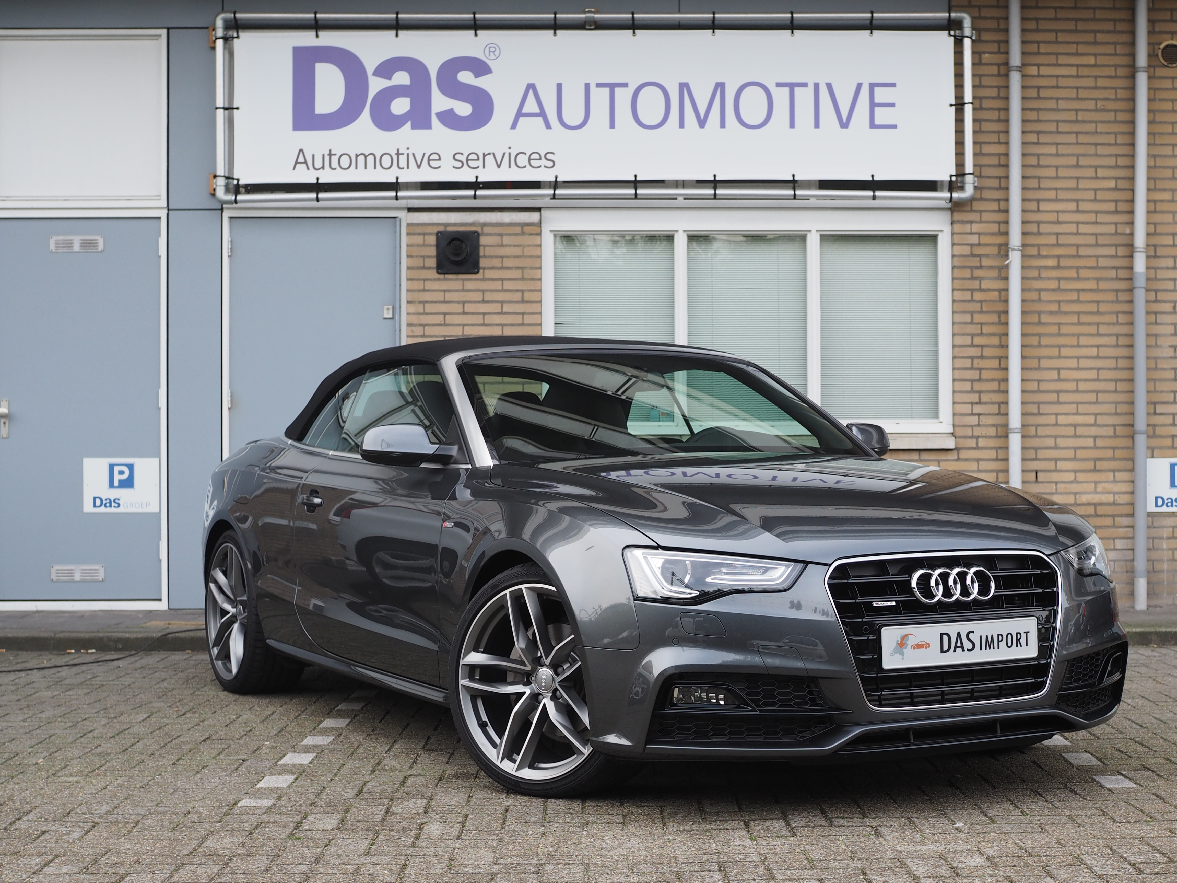 Importauto: Audi A5 Cabriolet 2.0 TFSI S-Tronic 6/2015