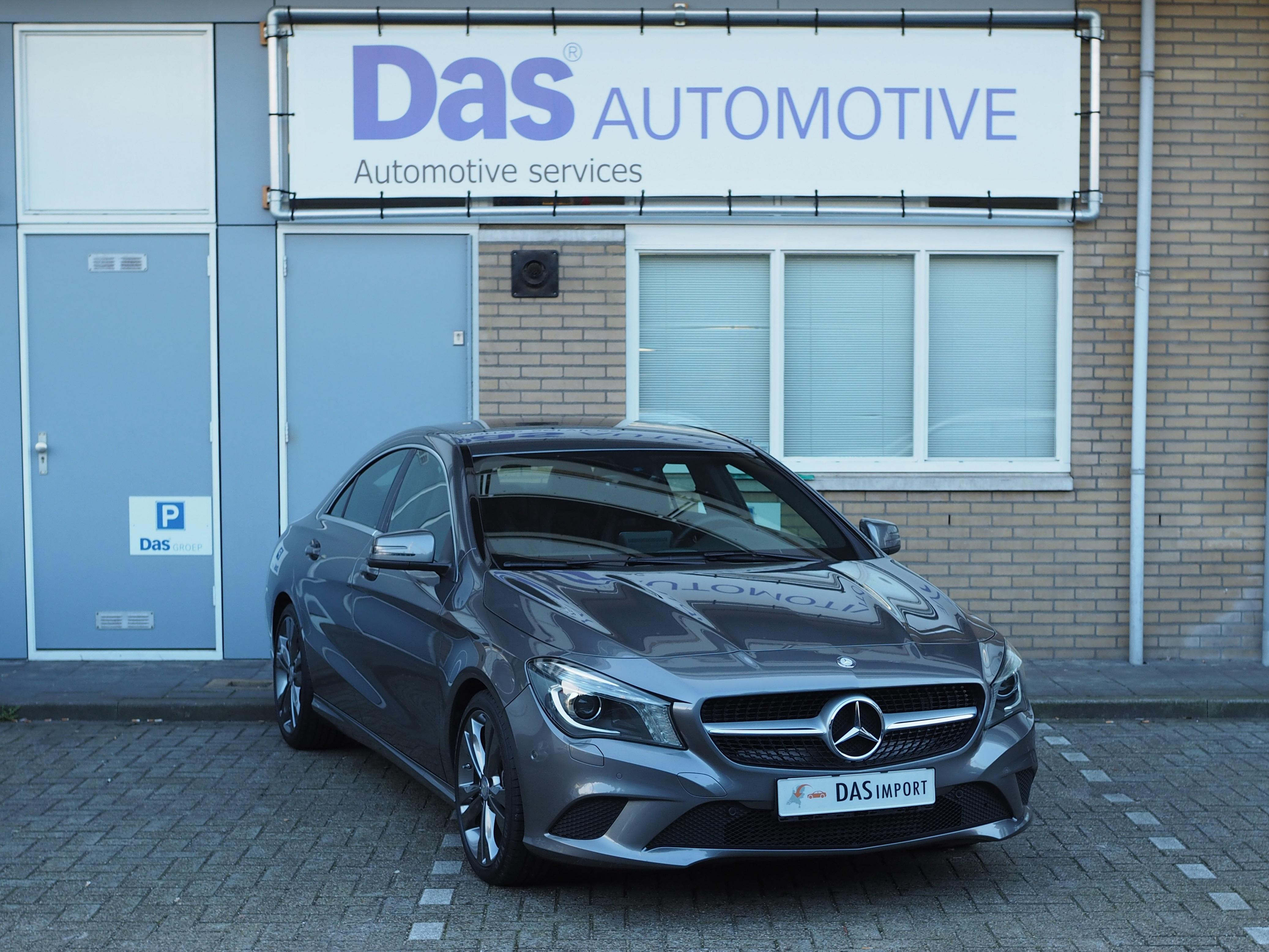 Importauto: Mercedes-Benz CLA 180 BlueEfficiency Urban 3/2015