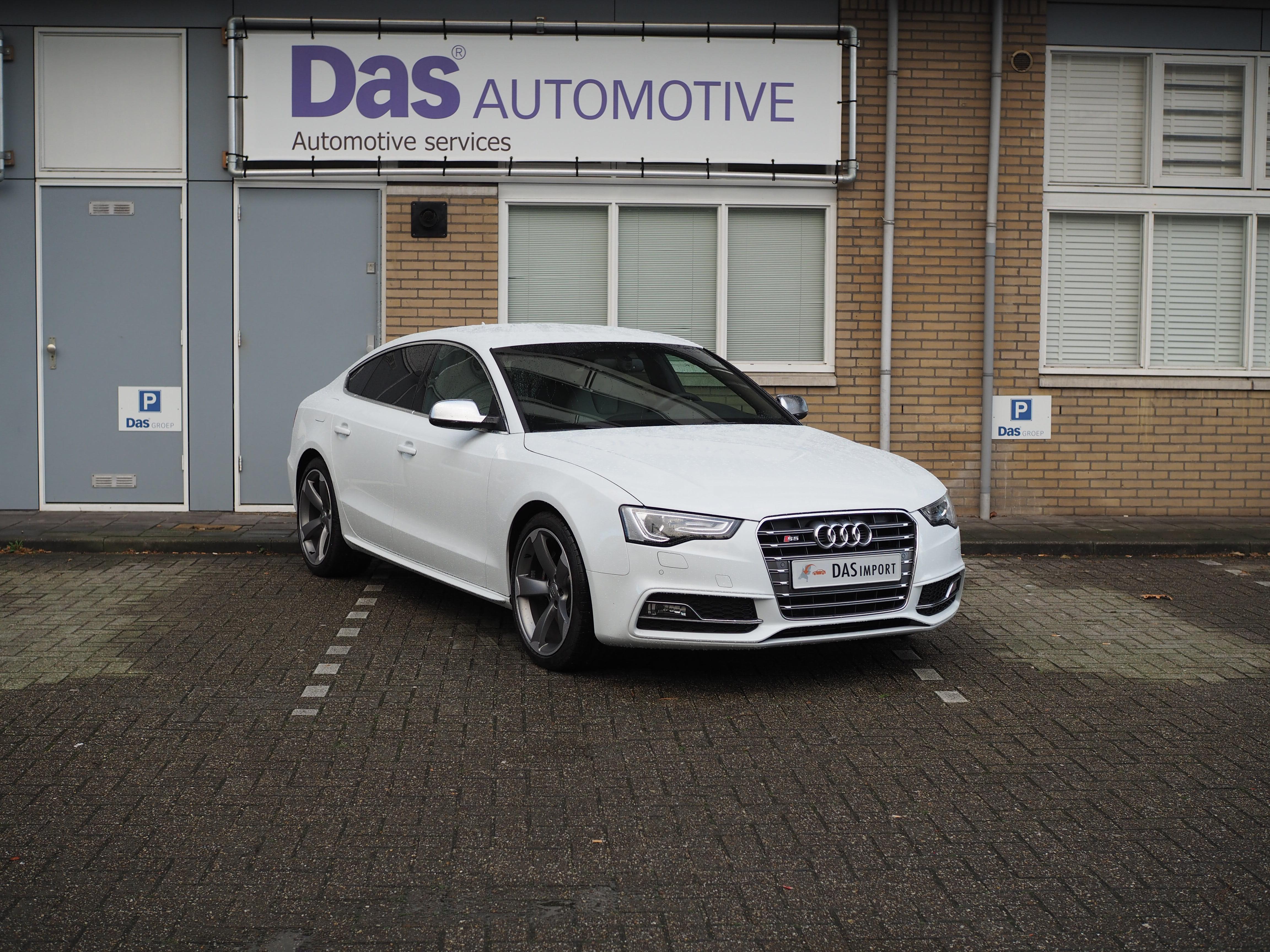 Importauto: Audi A5 Sportback S5 3.0 TFSI 245kW quattro S tronic 9/2013