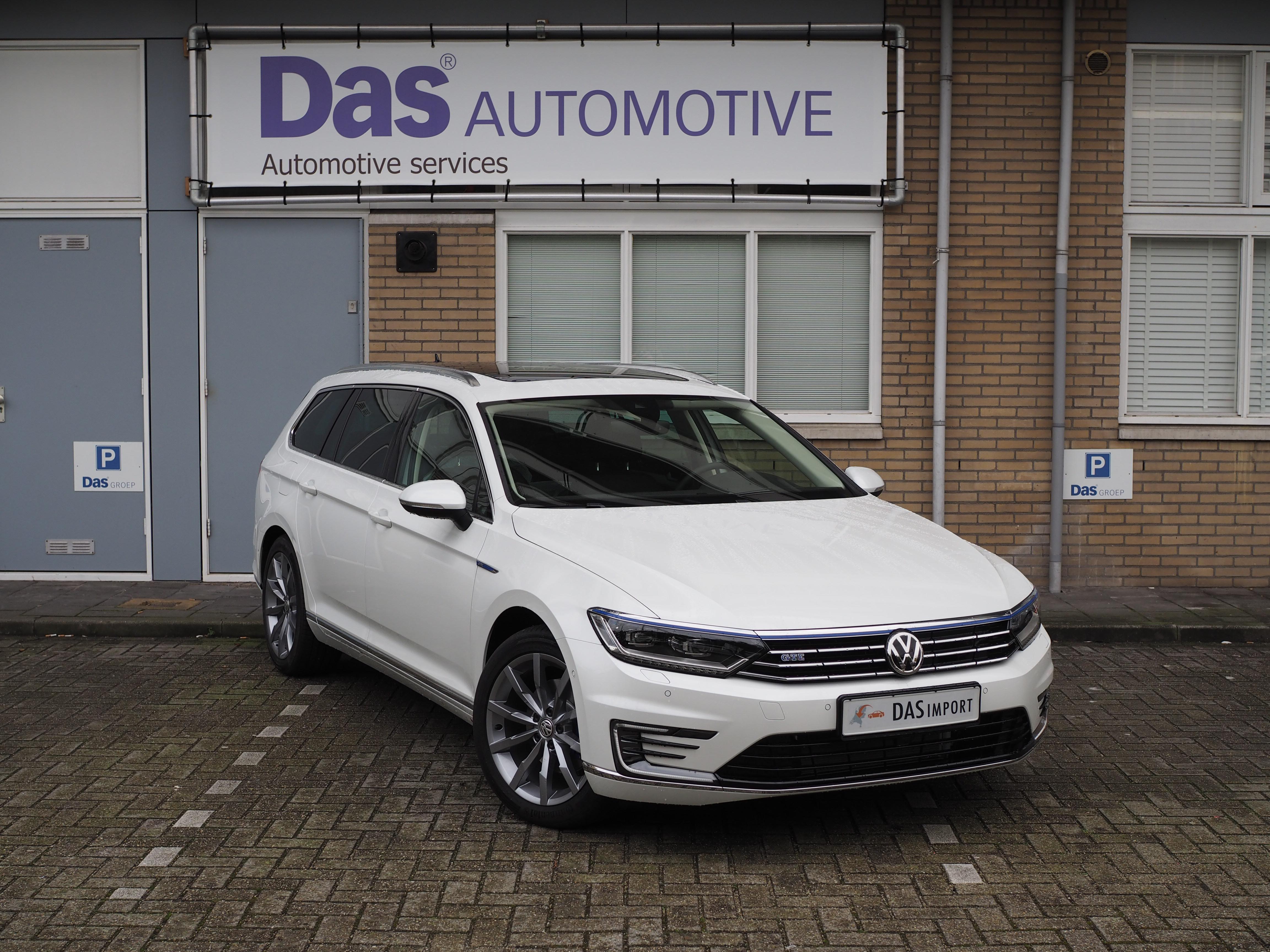 Importauto: Volkswagen Passat Variant 1.4 TSI Plug-In-Hybrid 10/2015