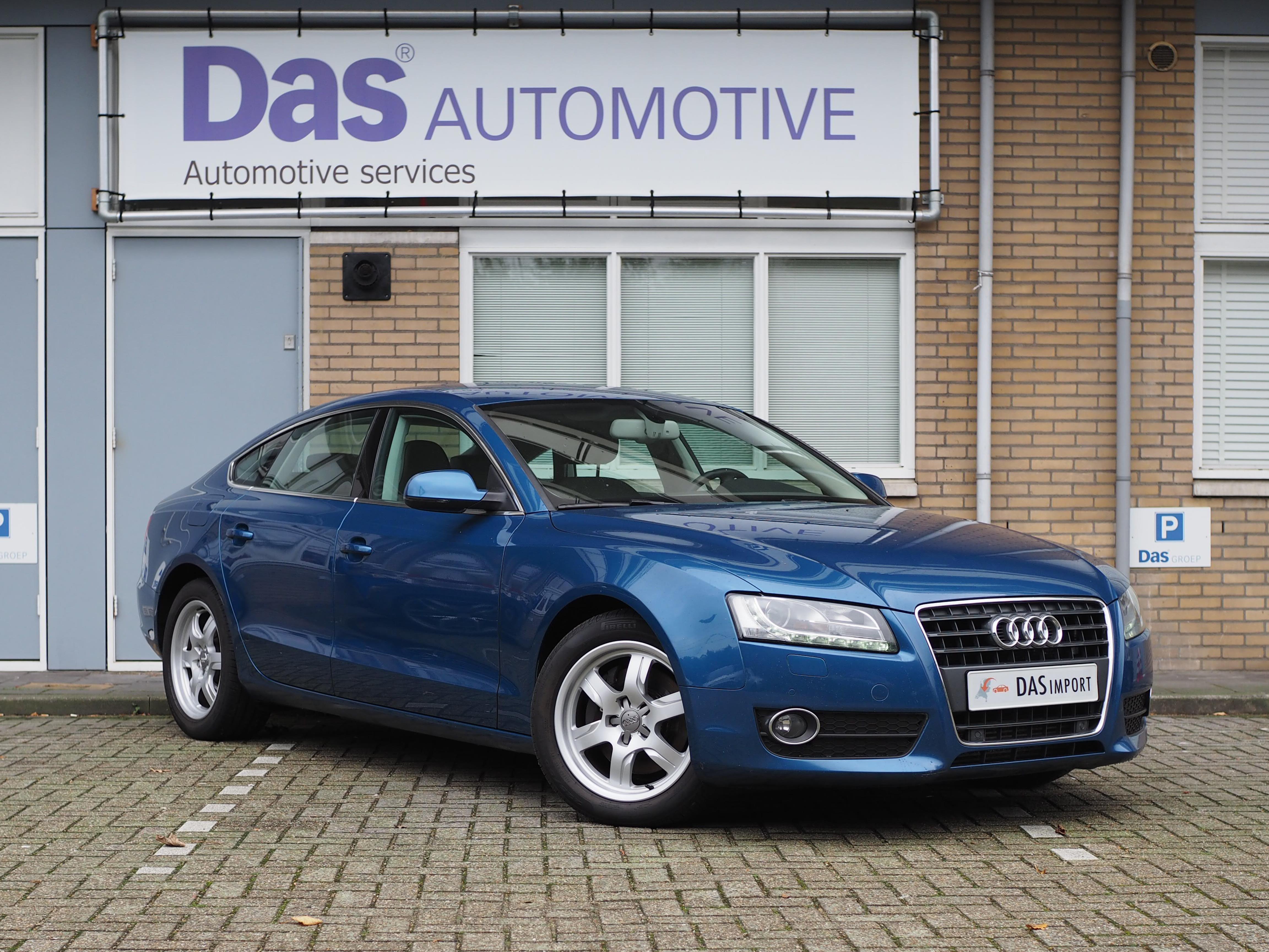 Importauto: Audi A5 Sportback 2.7 TDI Multitronic 10/2011