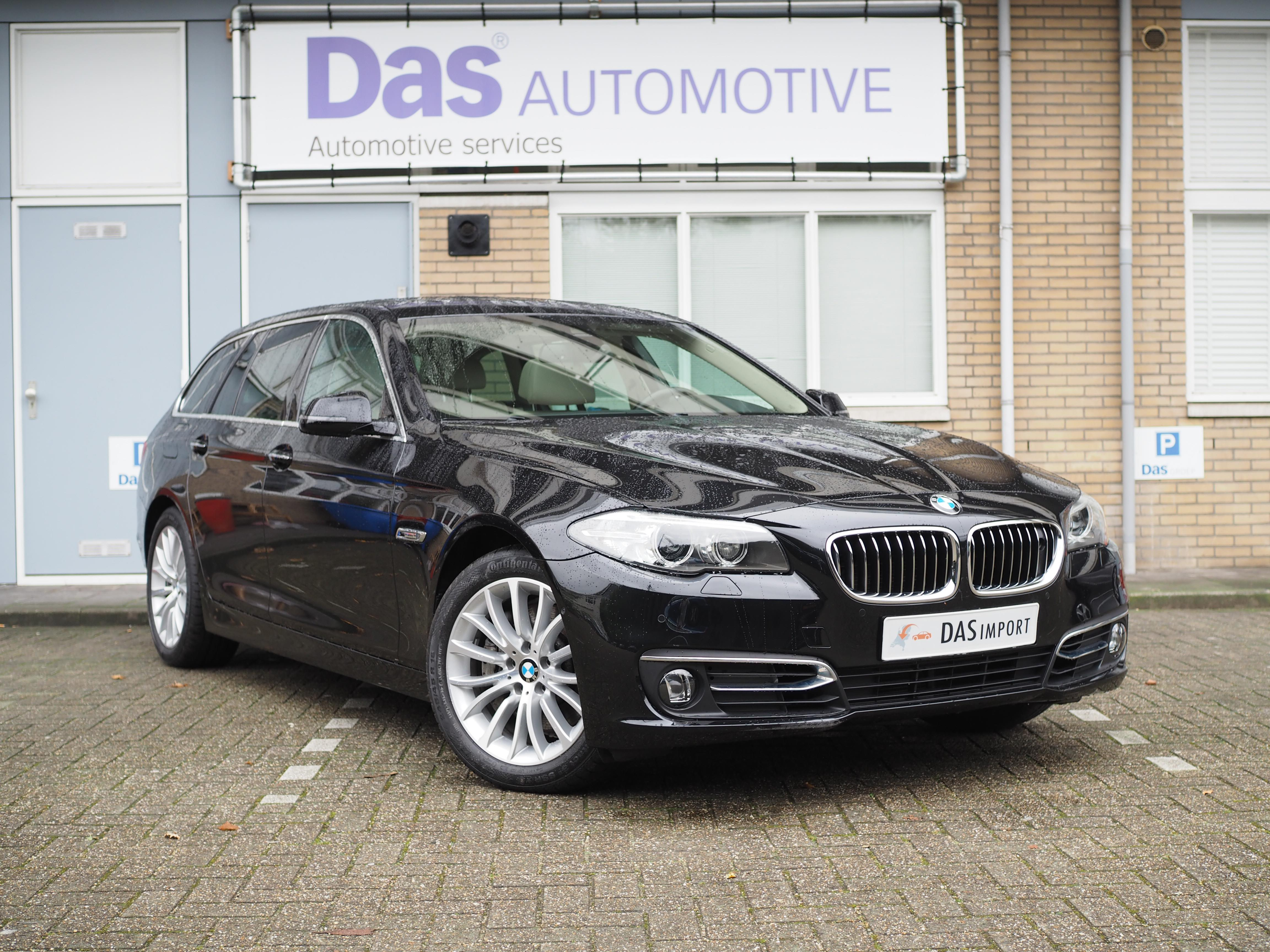 Importauto: BMW 530D xDrive Touring Luxury Line 11/2013