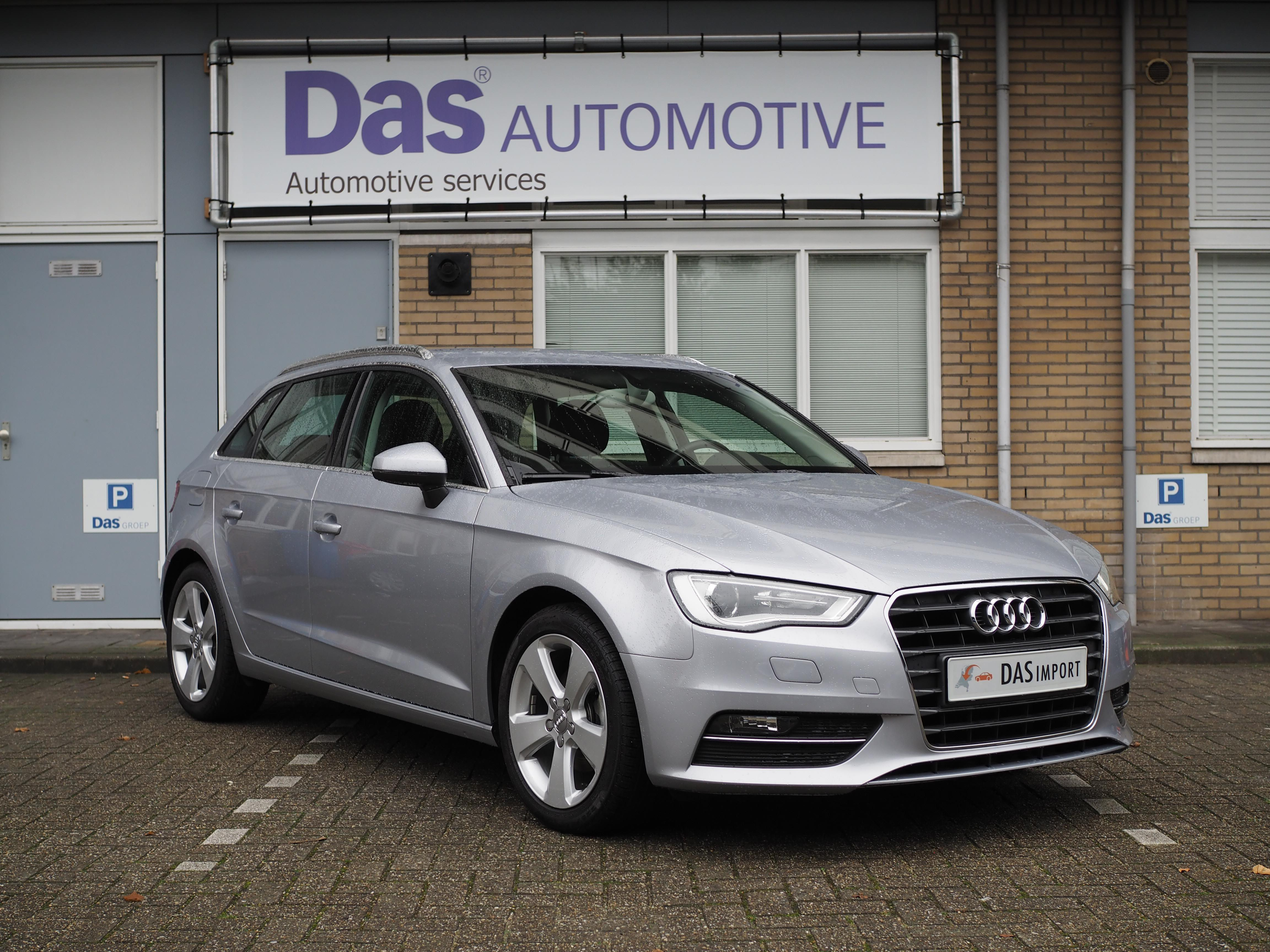 Importauto: Audi A3 Sportback 1.4 TFSI 9/2014