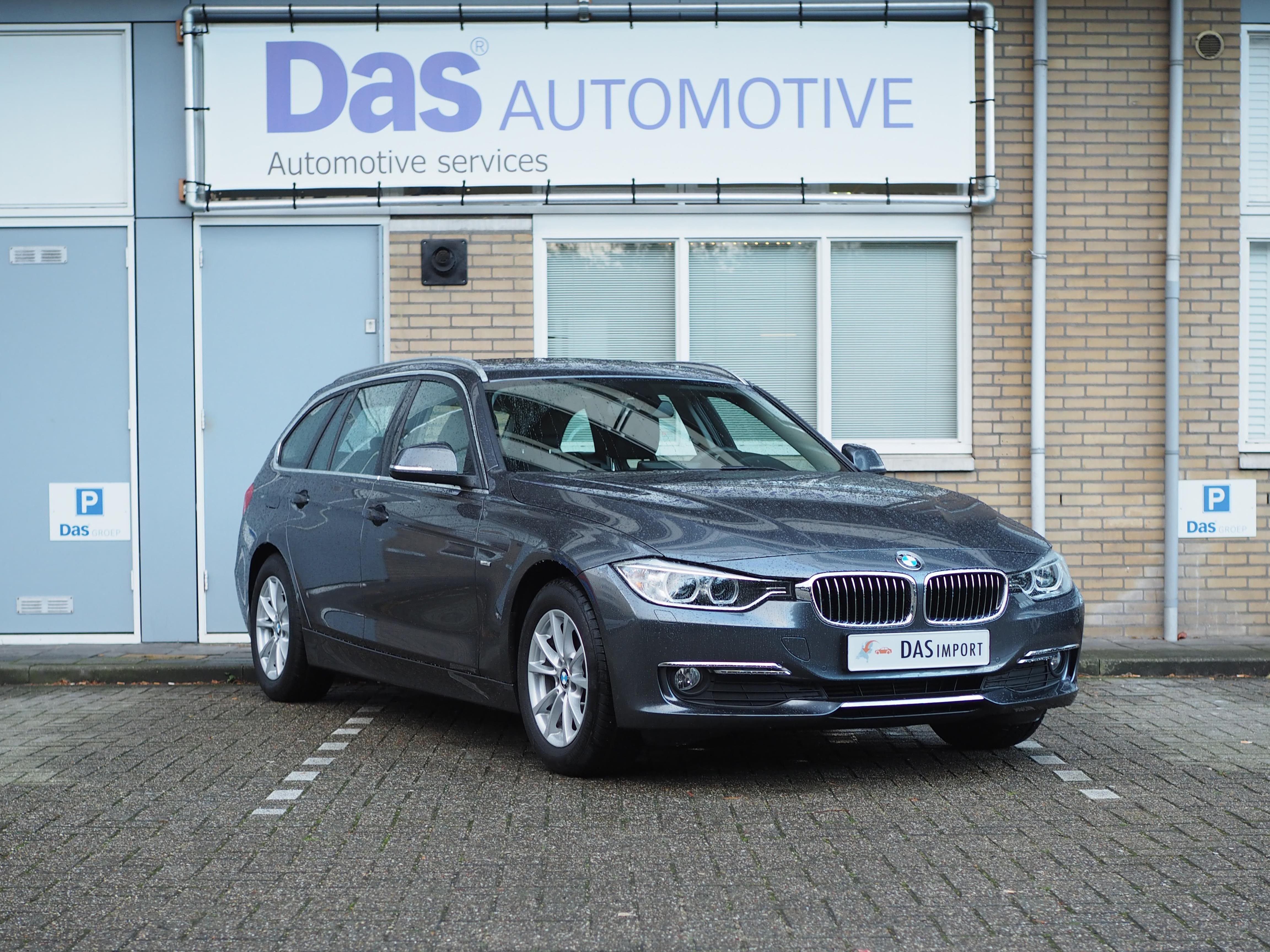 Importauto: BMW 318D Touring 10/2014