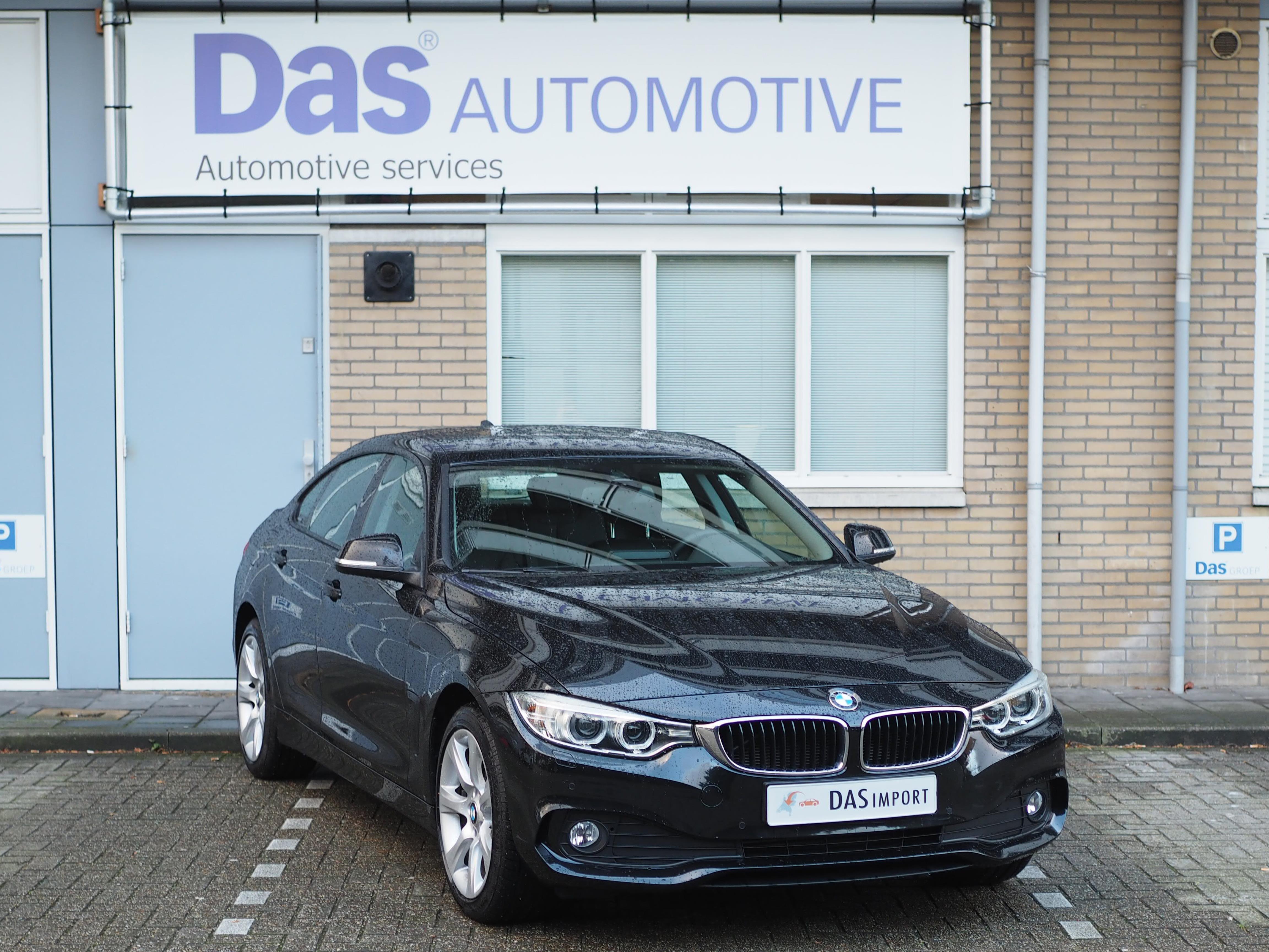 Importauto: BMW 420d Gran Coupe xDrive 3/2014