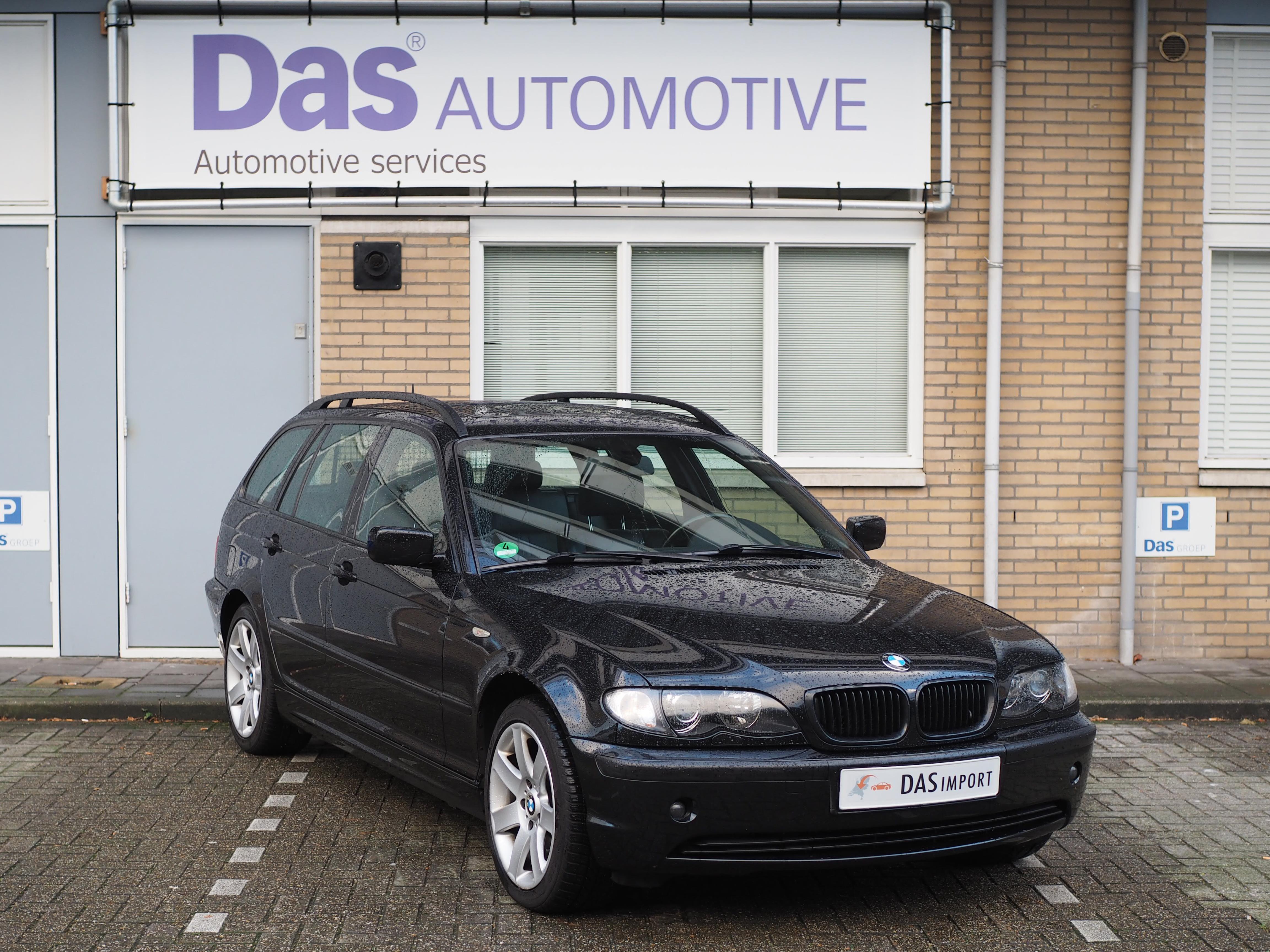 Importauto: BMW 325xi Touring 11/2001