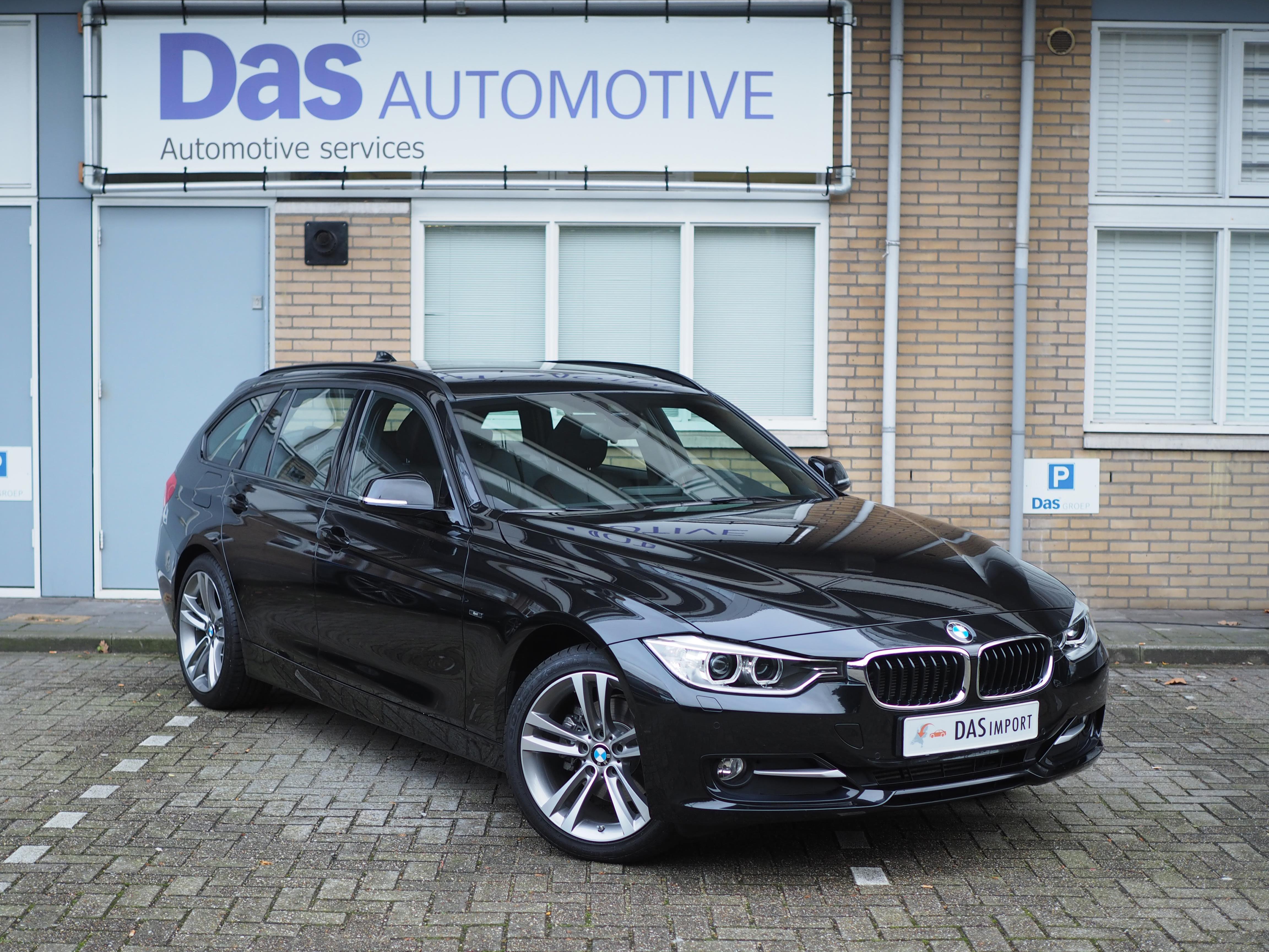 Importauto: BMW 320dA Touring Sportline 8/2014
