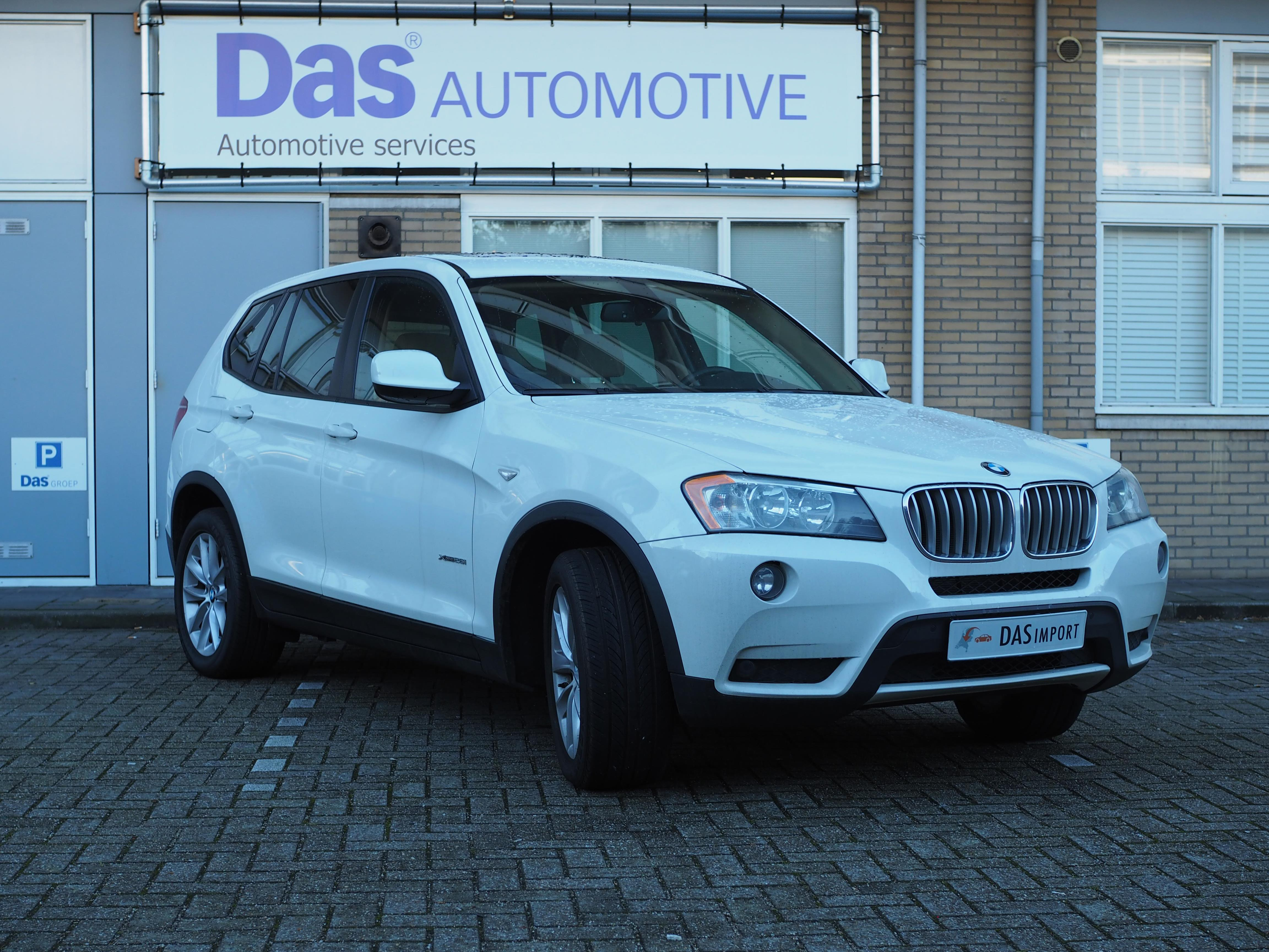 Importauto: BMW X3 xDrive28i 7/2013