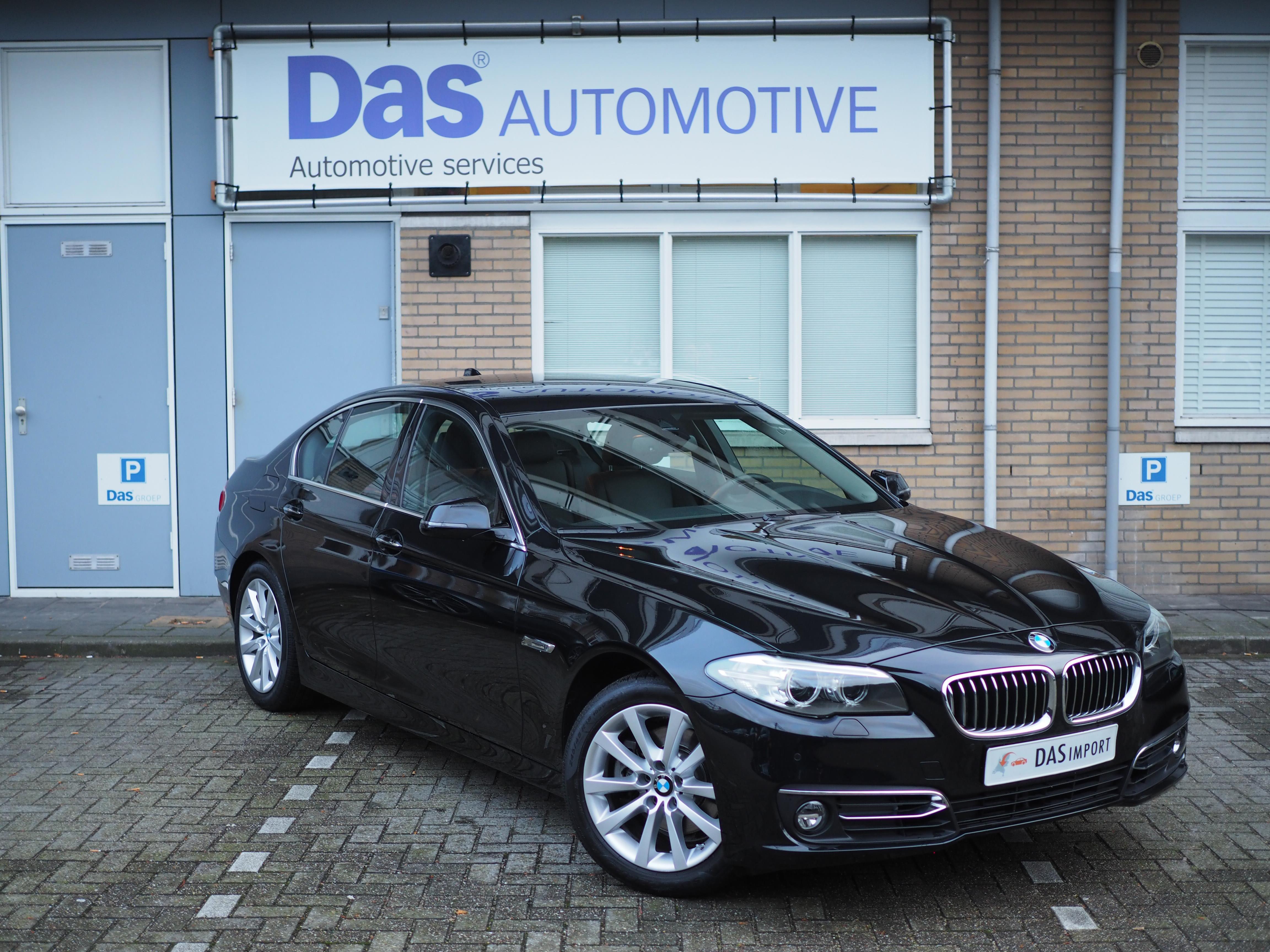 Importauto: BMW 520d Limousine A F10 Luxury Line 1/2015