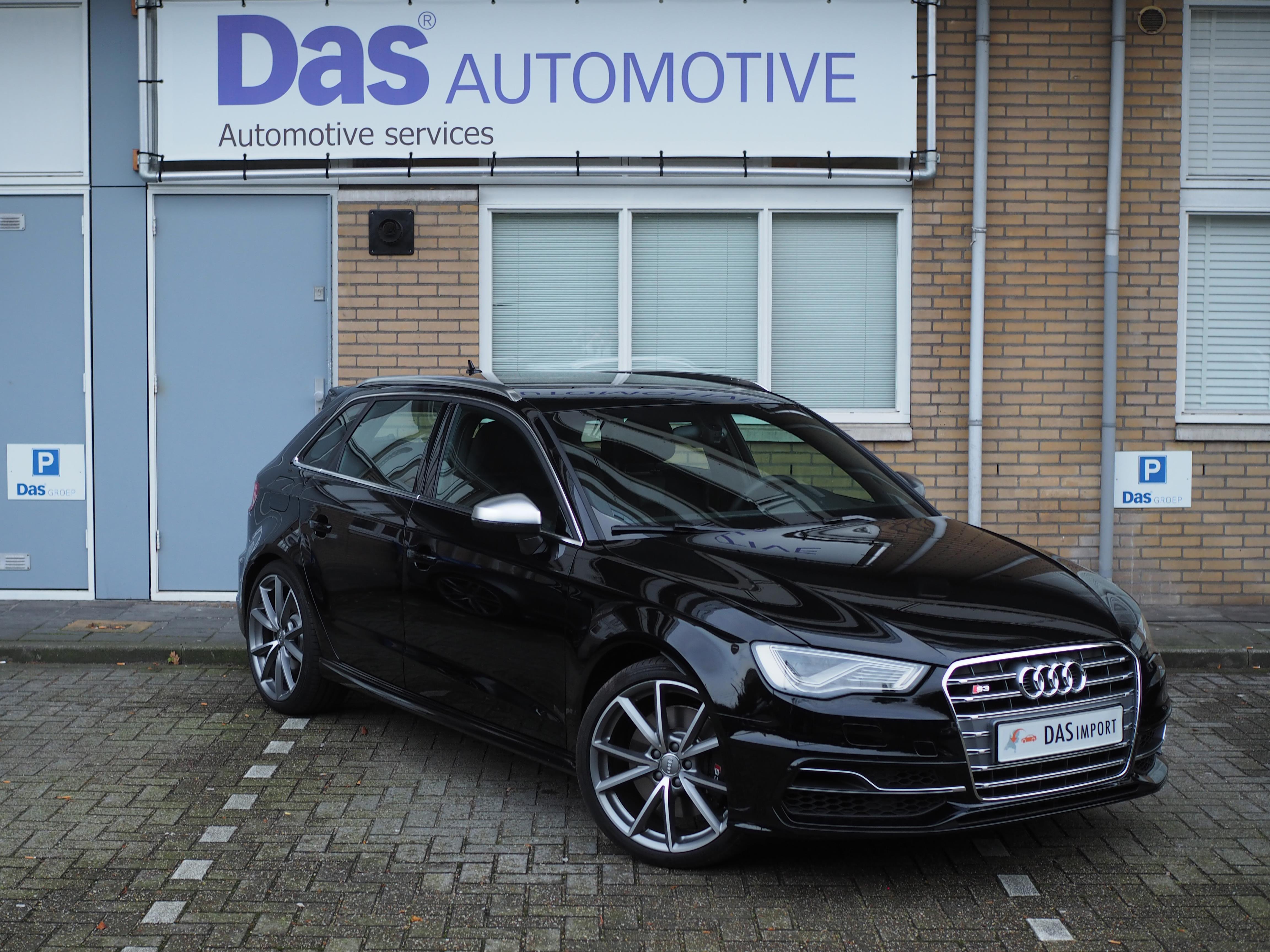 Importauto: Audi S3 Sportback 2.0 TSFI Quattro 4/2015