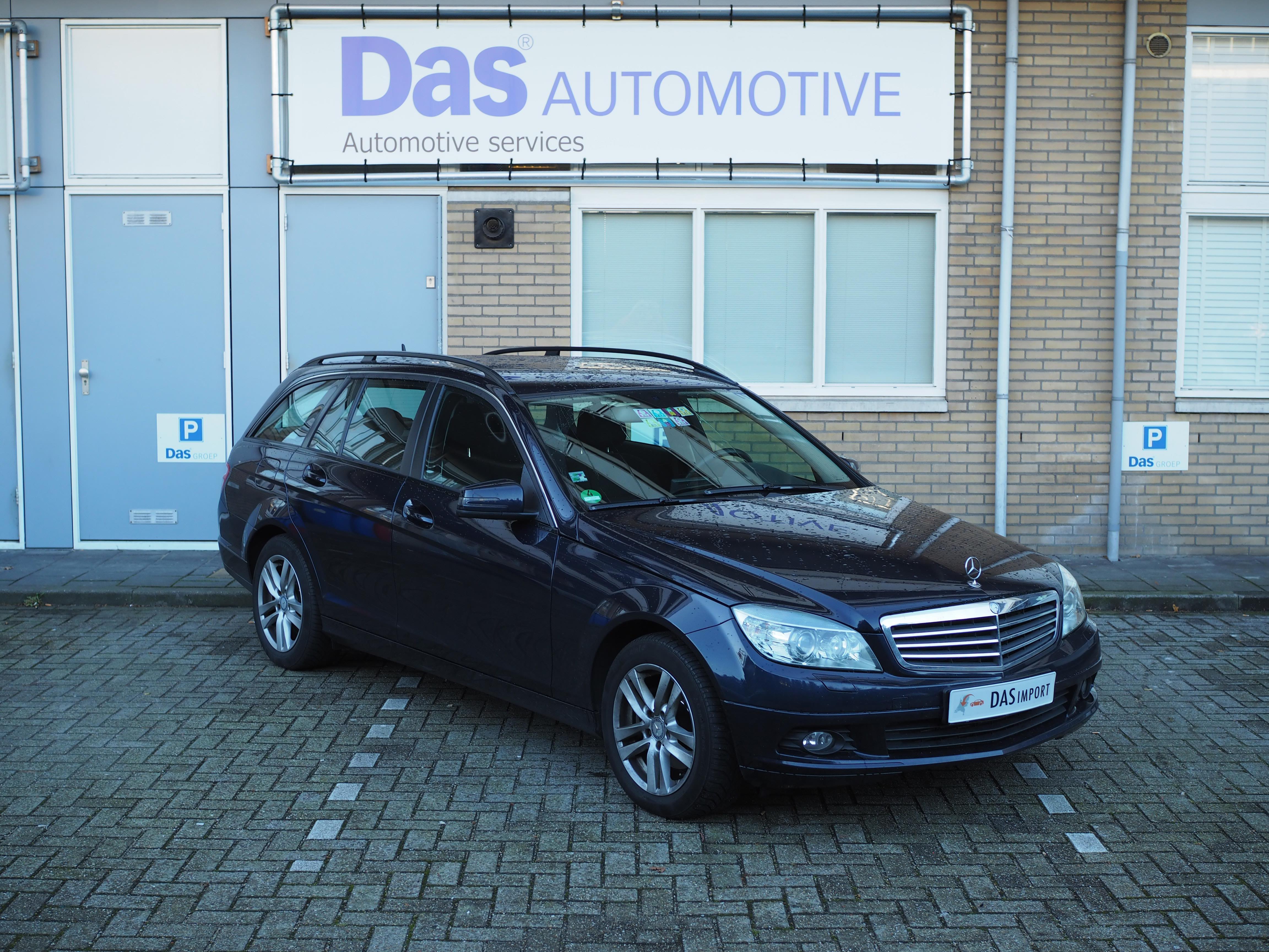 Importauto: Mercedes-Benz C-Klasse Estate Diesel C 220 CDI Aut. 11/2008