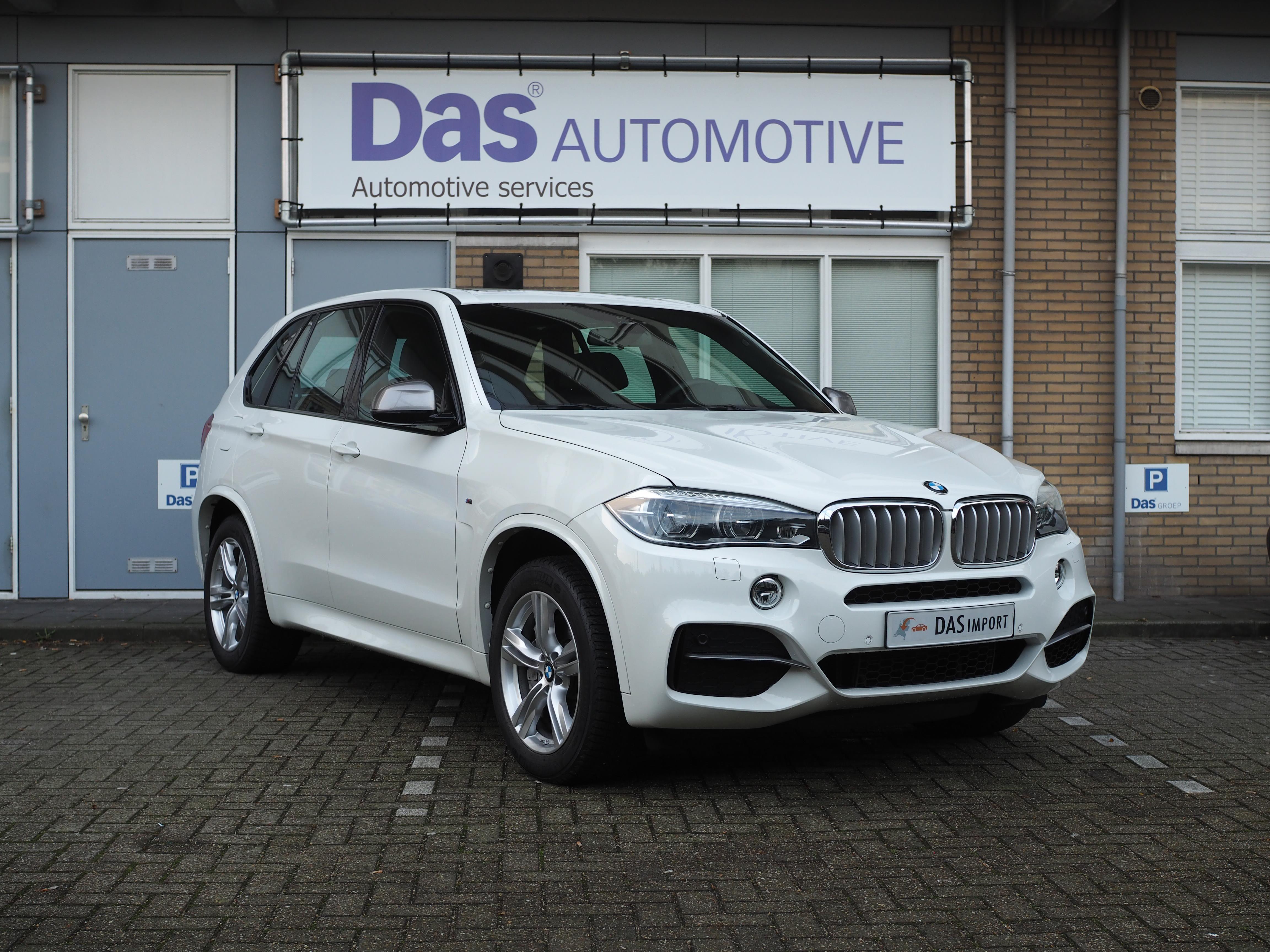 Importauto: BMW X5 Diesel M50d 5/2014