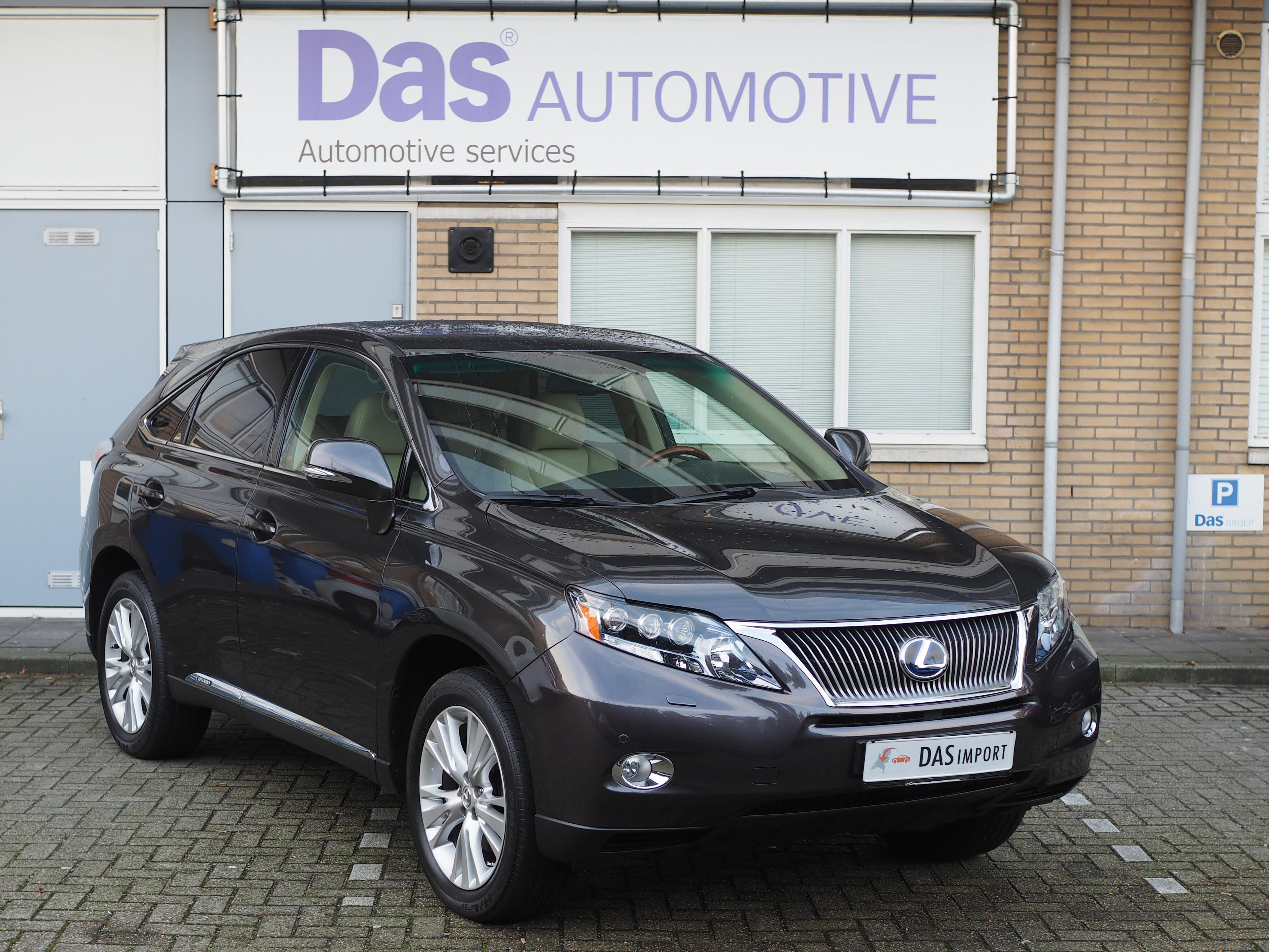 Importauto: Lexus RX 450h Hybrid Ambience 3/2011