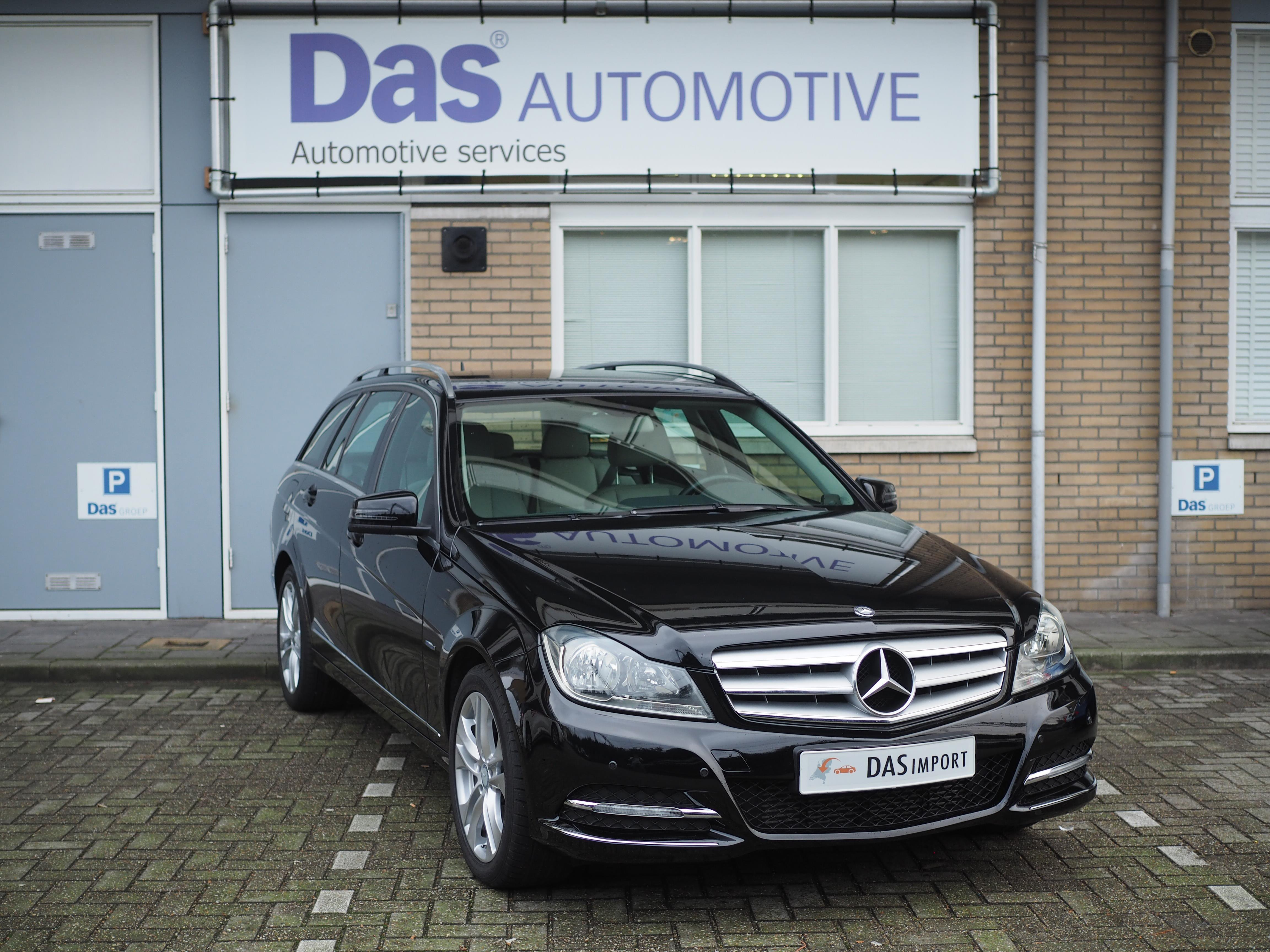 Importauto: Mercedes-Benz C-Klasse Estate Diesel C 180 CDI BlueEFFICIENCY Avantgarde Aut. 7/2011