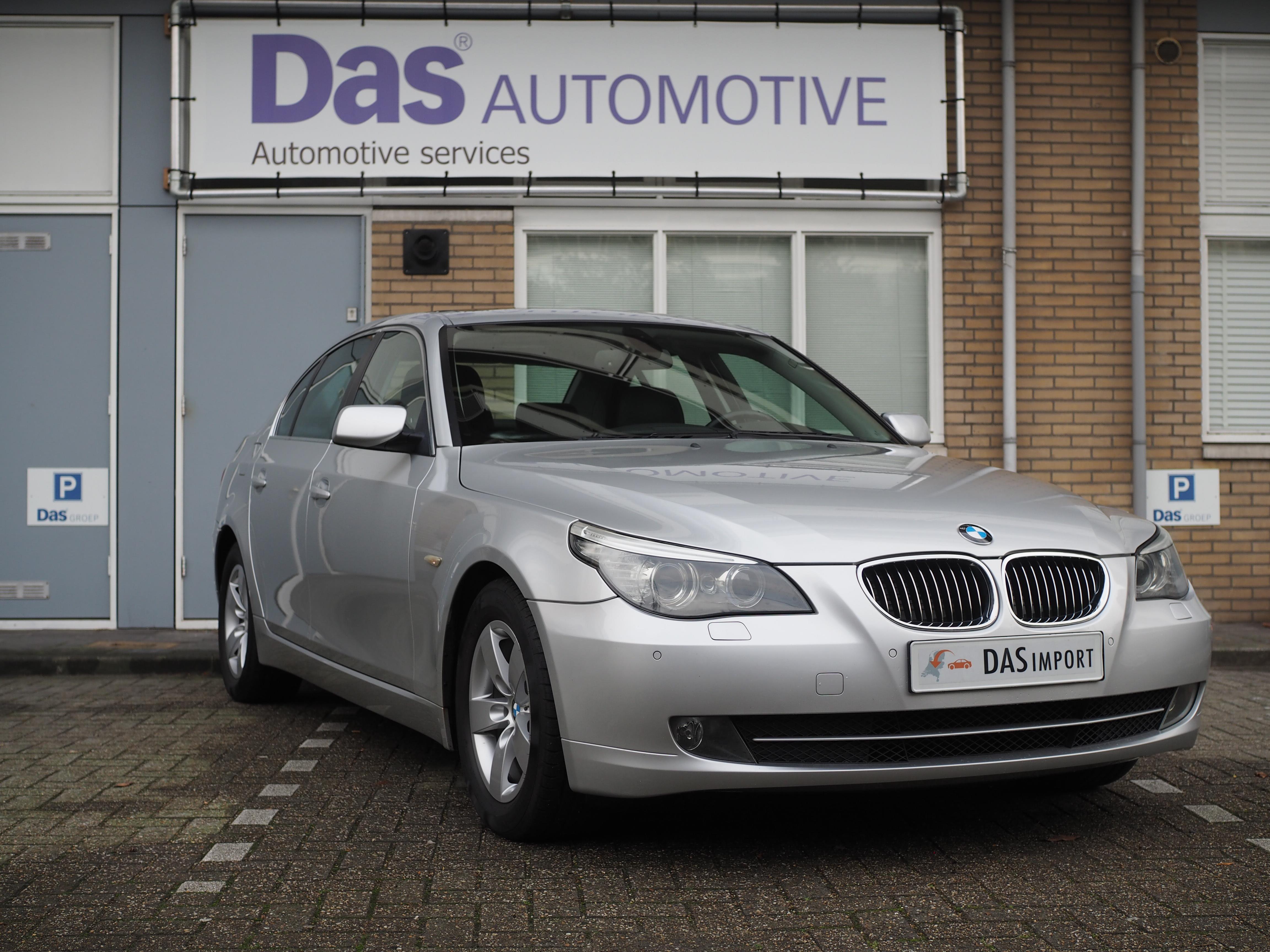 Importauto: BMW 5-Serie Sedan 523i 5/2008