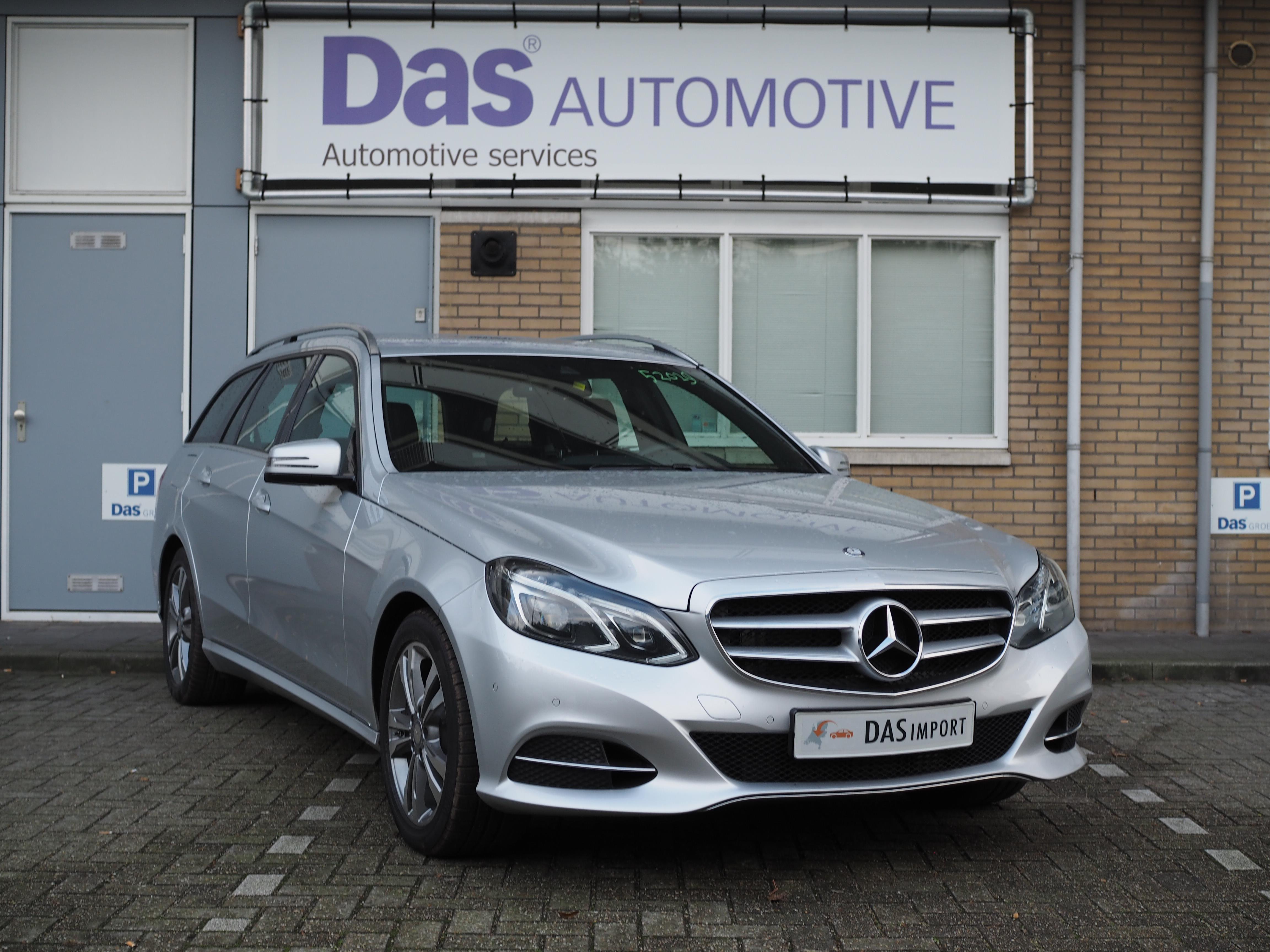 Importauto: Mercedes-Benz E-Klasse Estate Diesel E 200 Blue TEC Aut. 11/2014