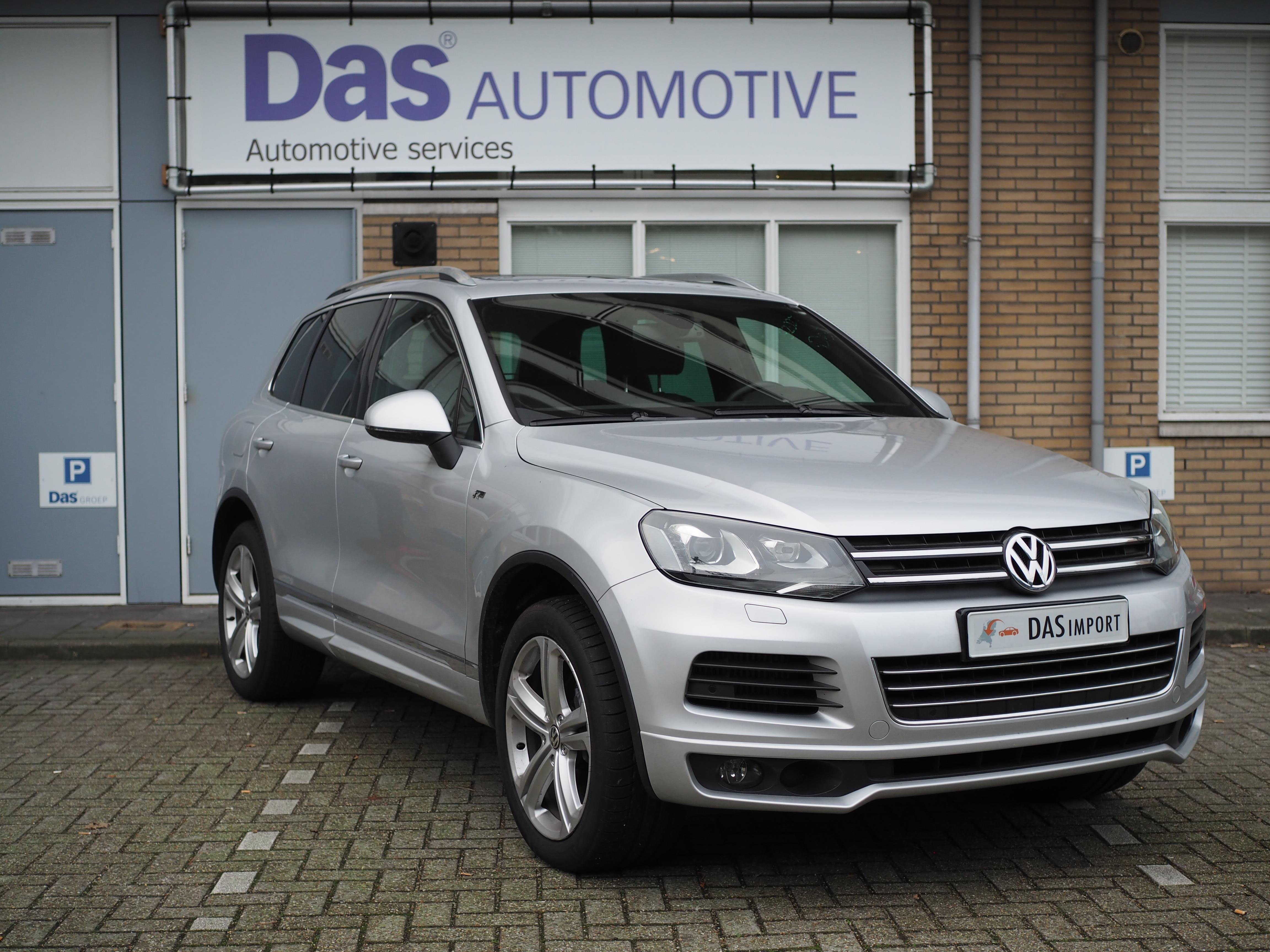 Importauto: Volkswagen Touareg Diesel 3.0 V6 TDI 150 kW BMT 4/2012