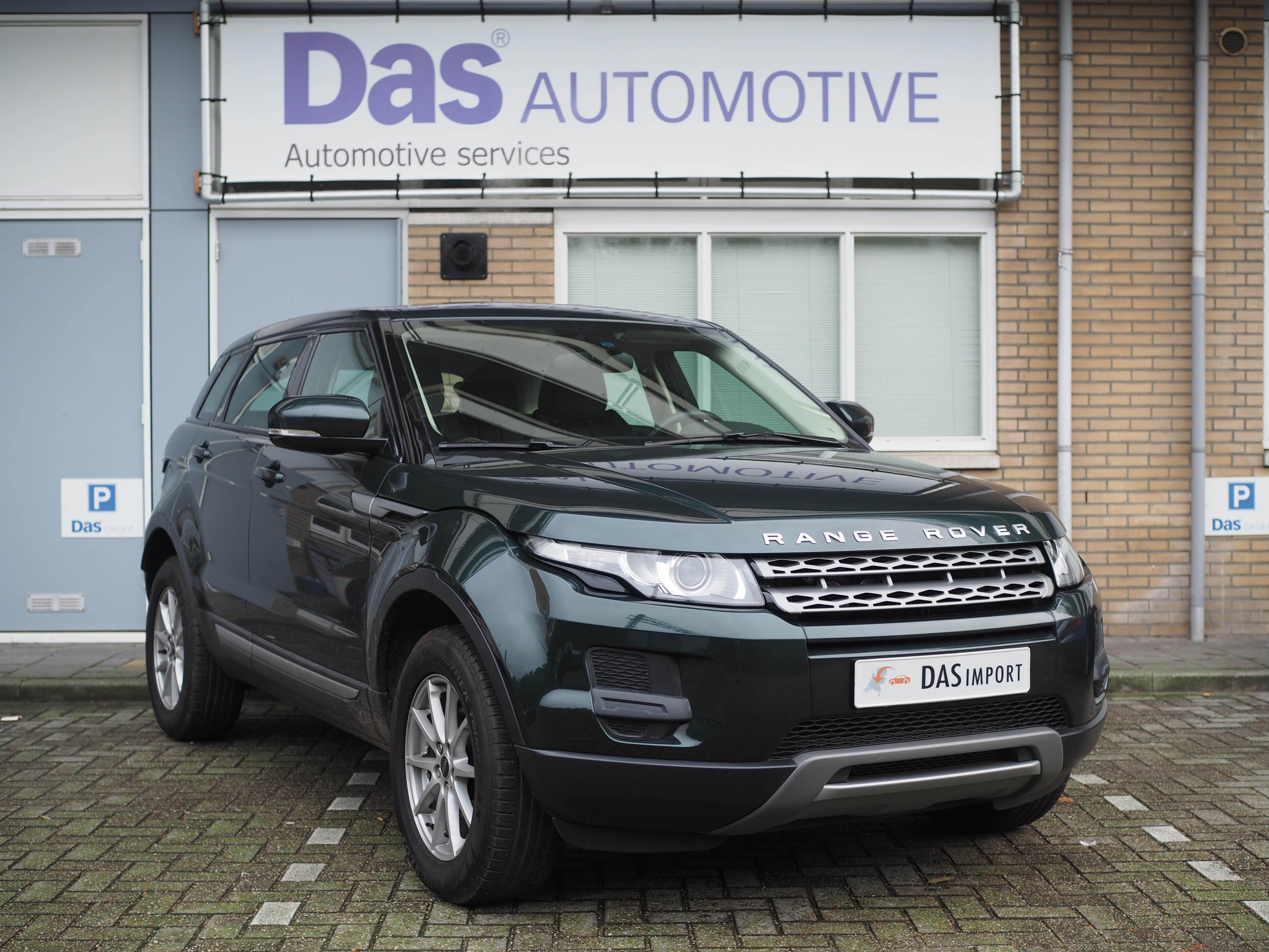 Importauto: Land Rover Range Rover Evoque Diesel 2.2 TD4 4WD Pure 2/2012