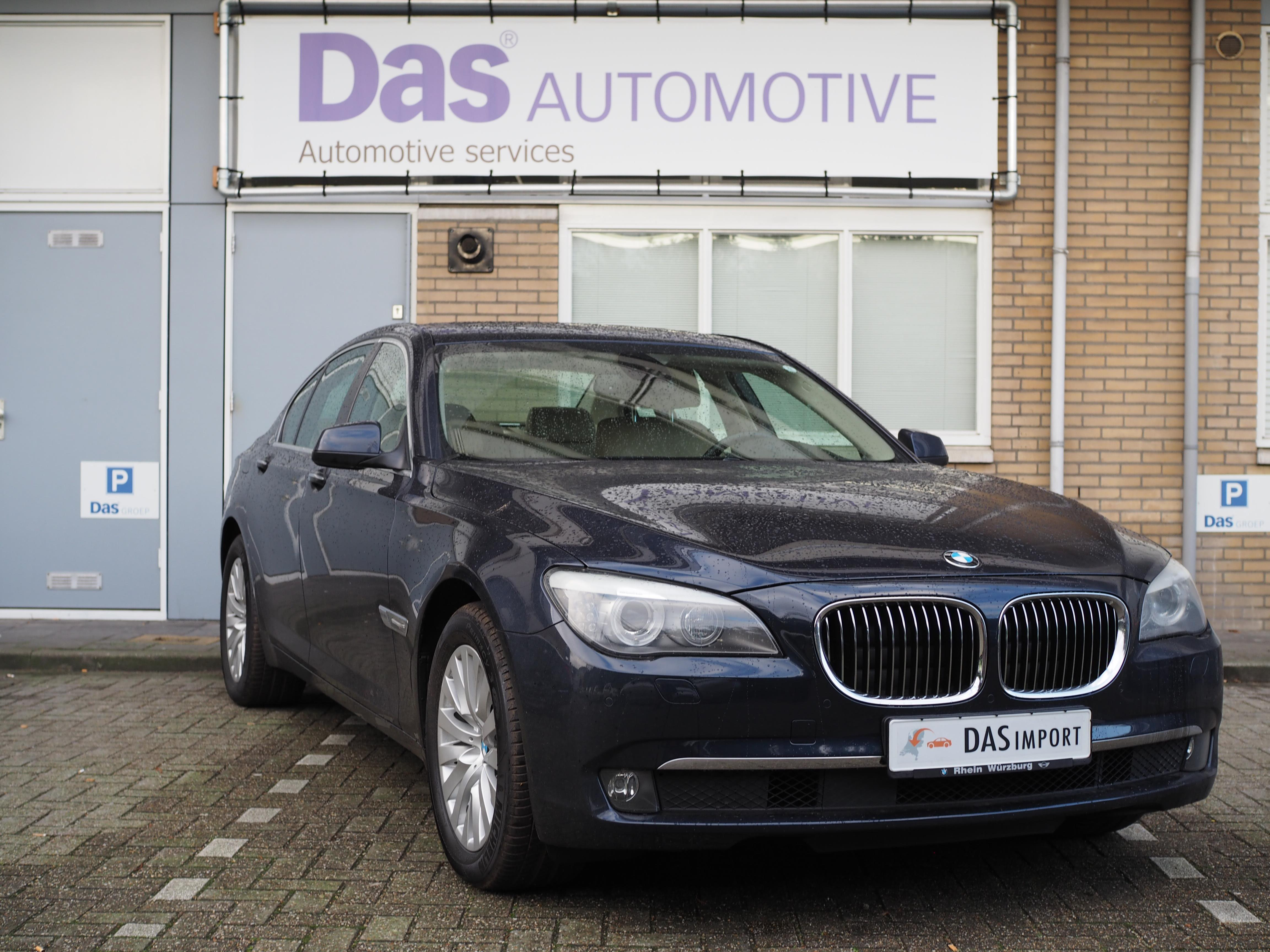 Importauto: BMW 7-Serie Diesel 730d Blue Perf. 3/2011