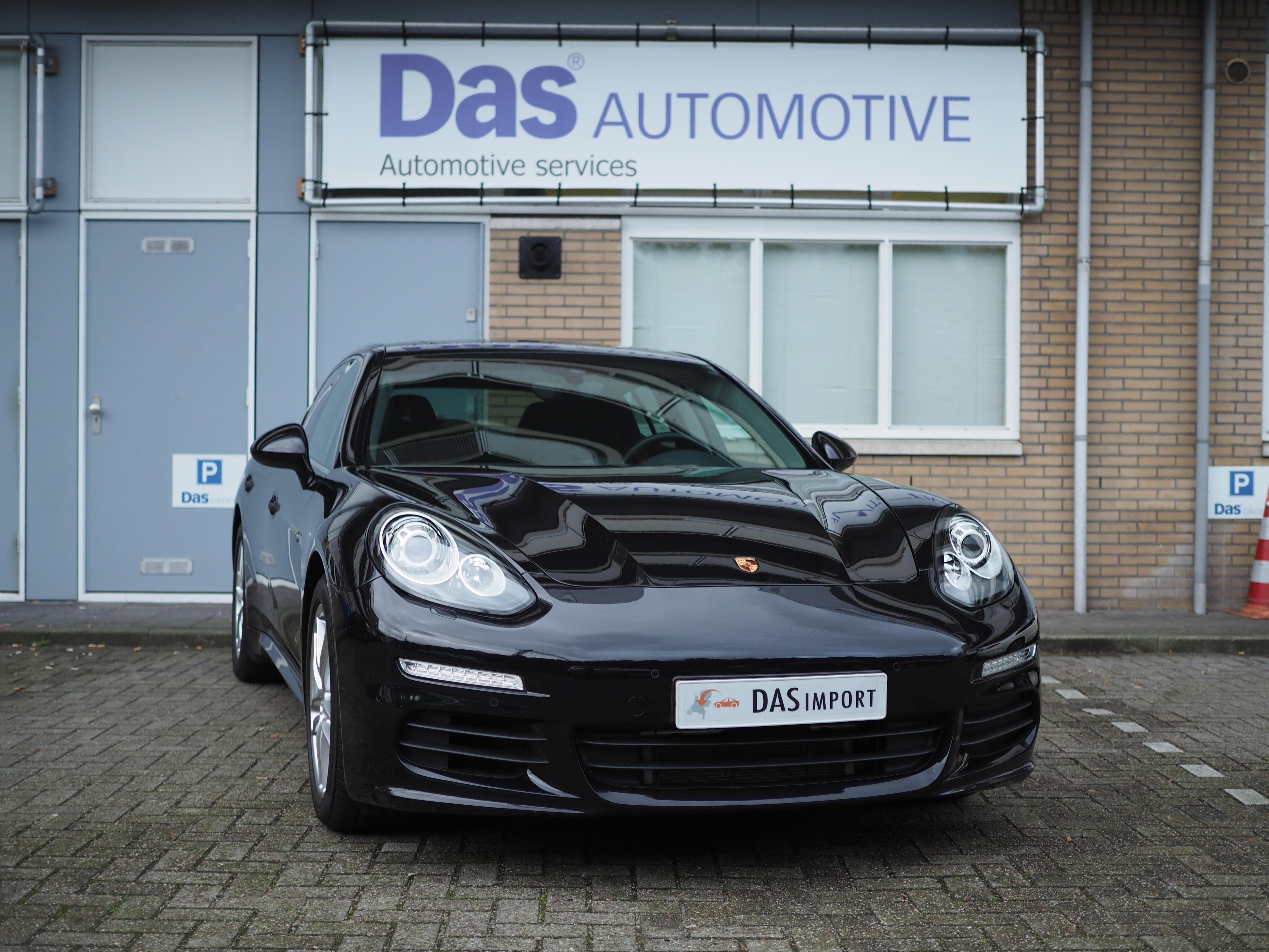 Importauto: Porsche Panamera S E-Hybrid 12/2014