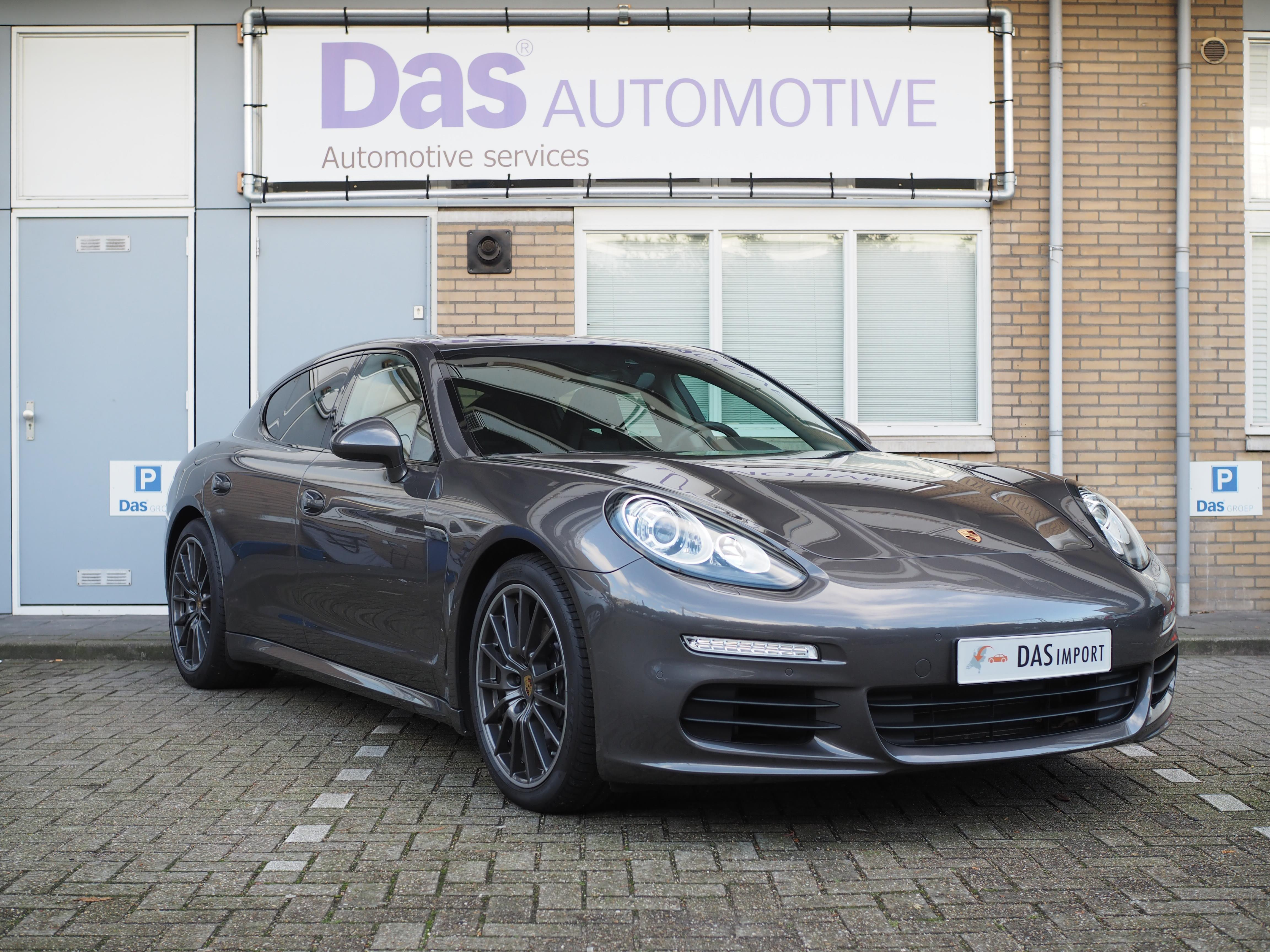Importauto: Porsche Panamera Diesel 10/2014