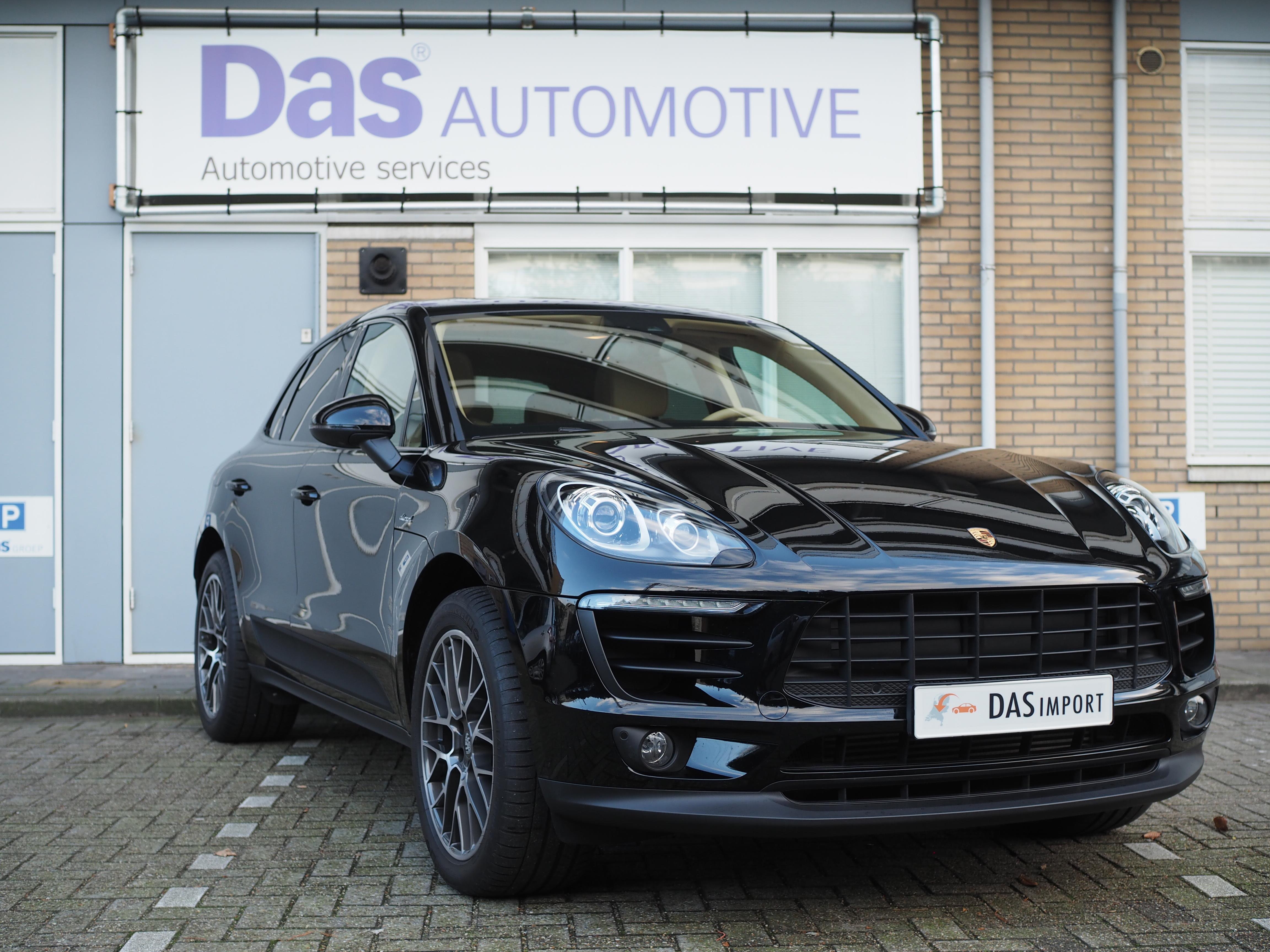 Importauto: Porsche Macan S Diesel 7/2015