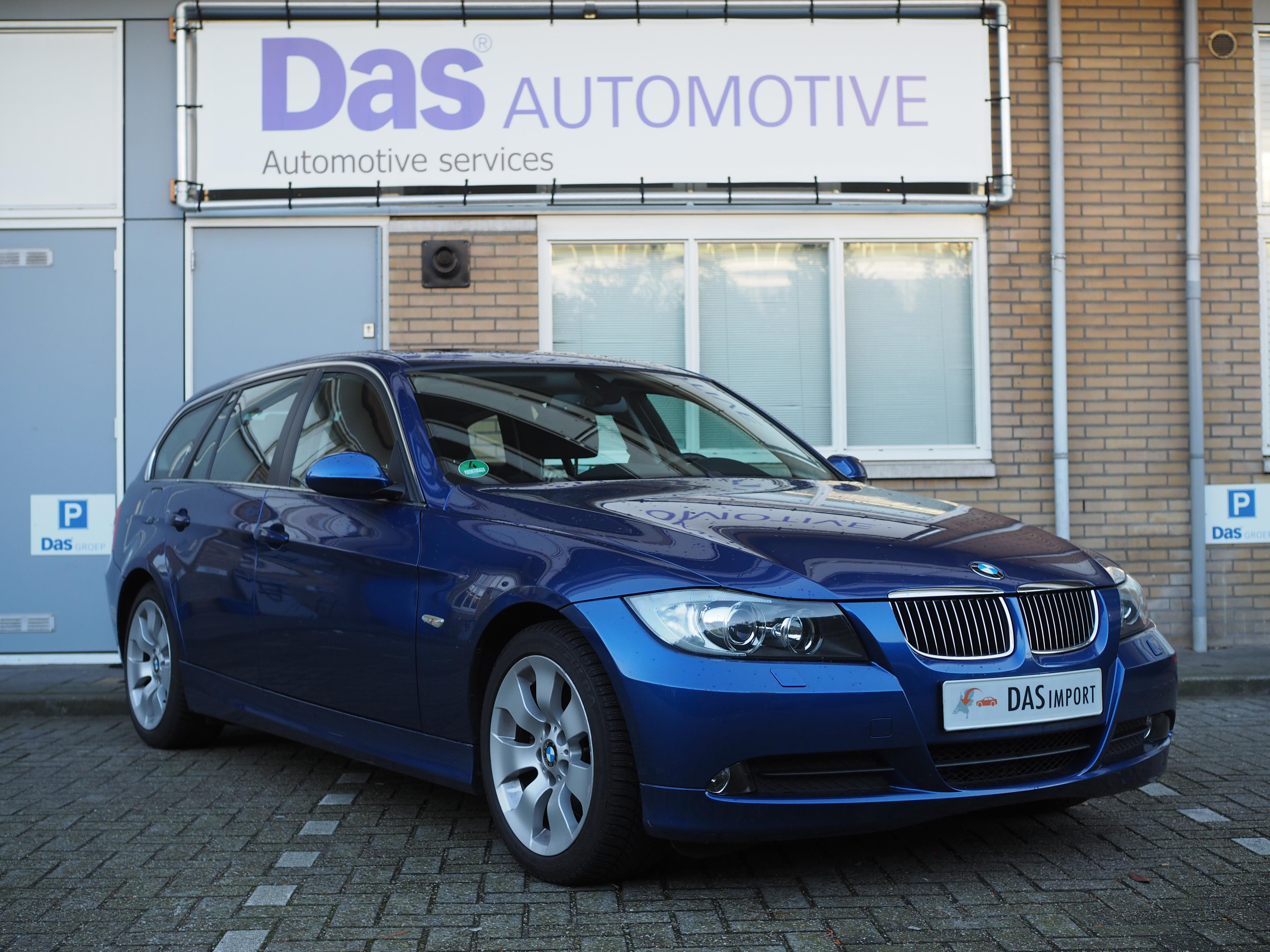 Importauto: BMW 3er Reihe 325d Diesel Touring 2/2007