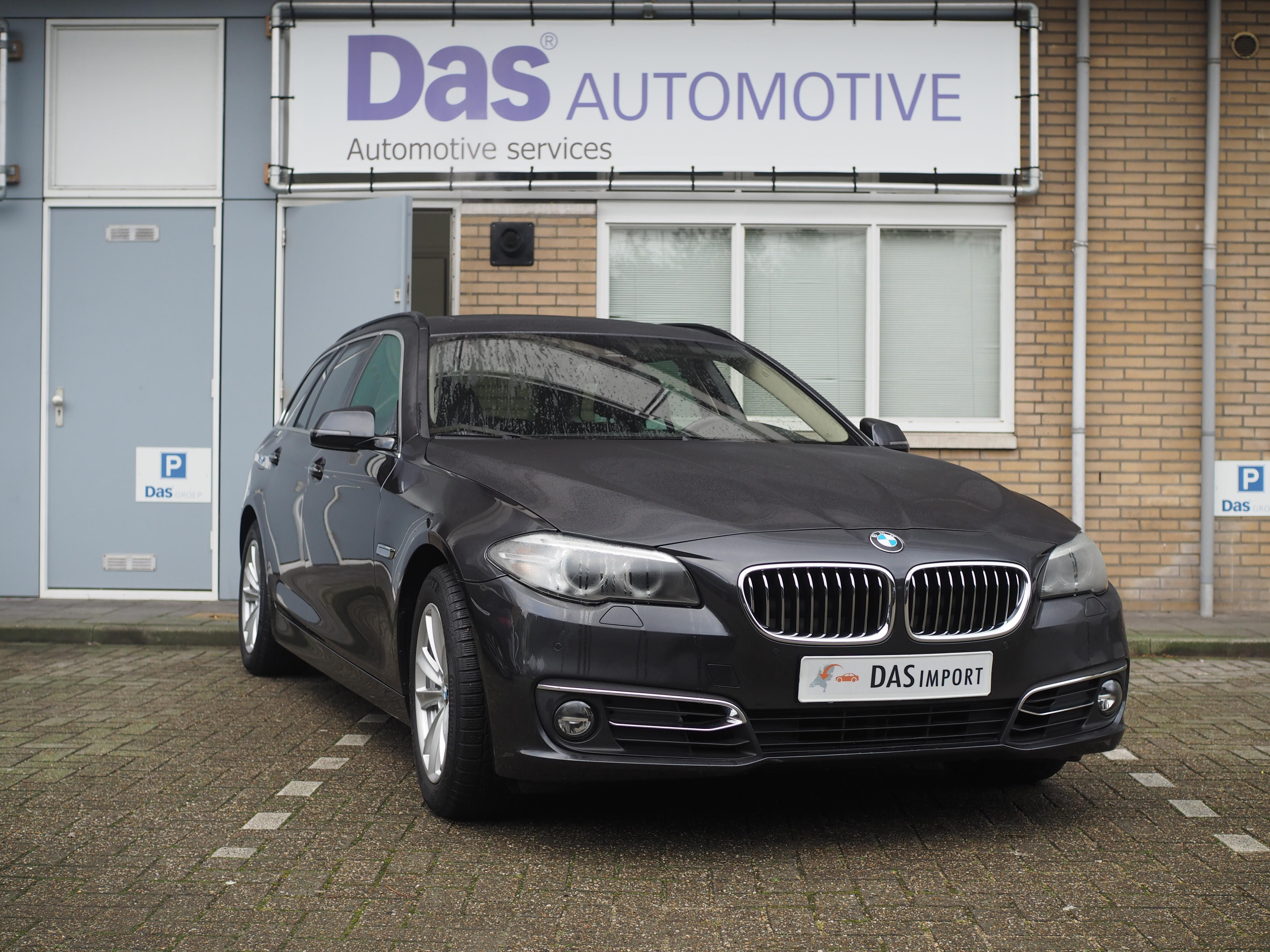 Importauto:  320d Touring xDrive 2/2015