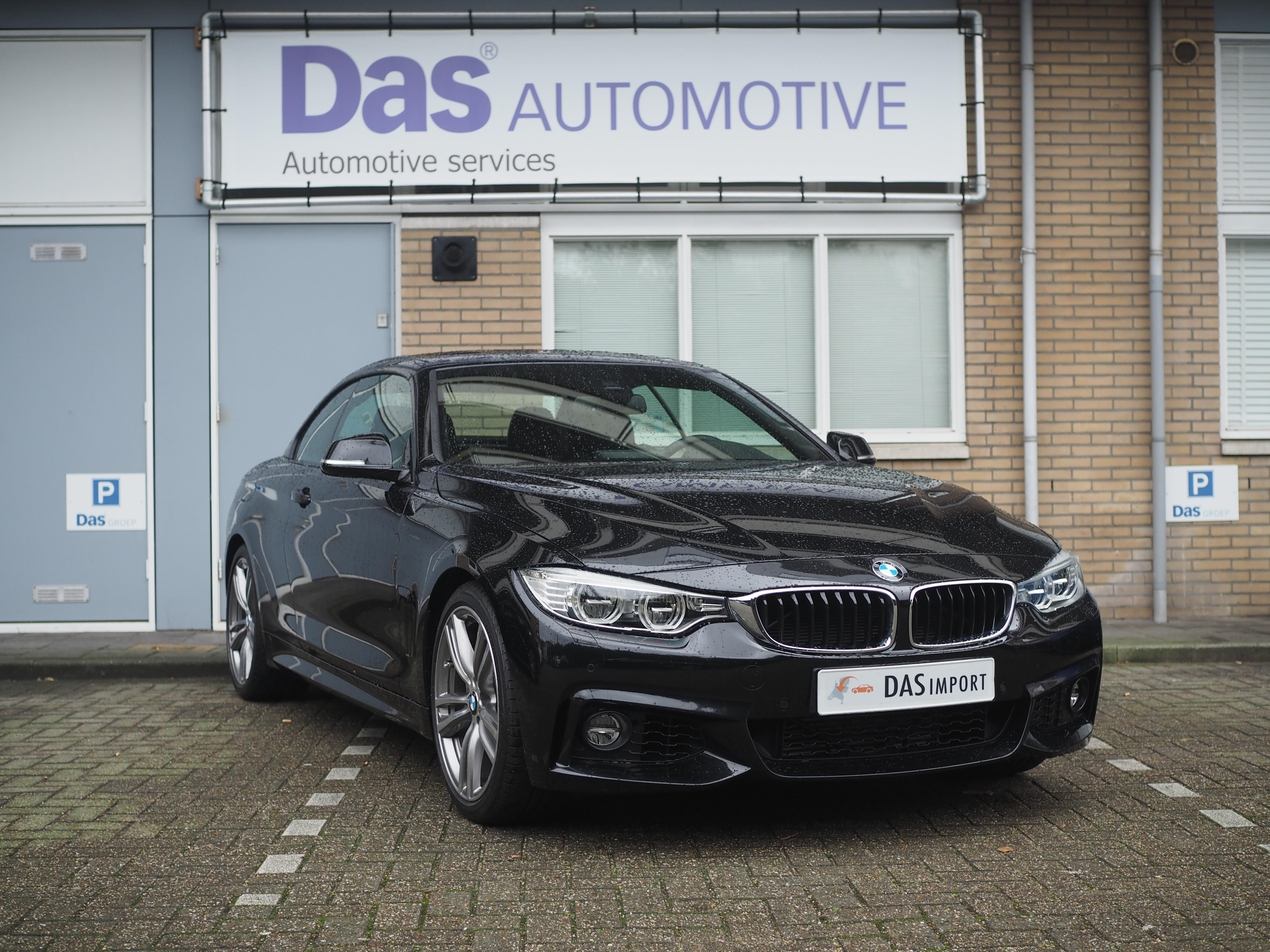 Importauto: BMW 4-Serie Cabriolet 435iA 9/2014