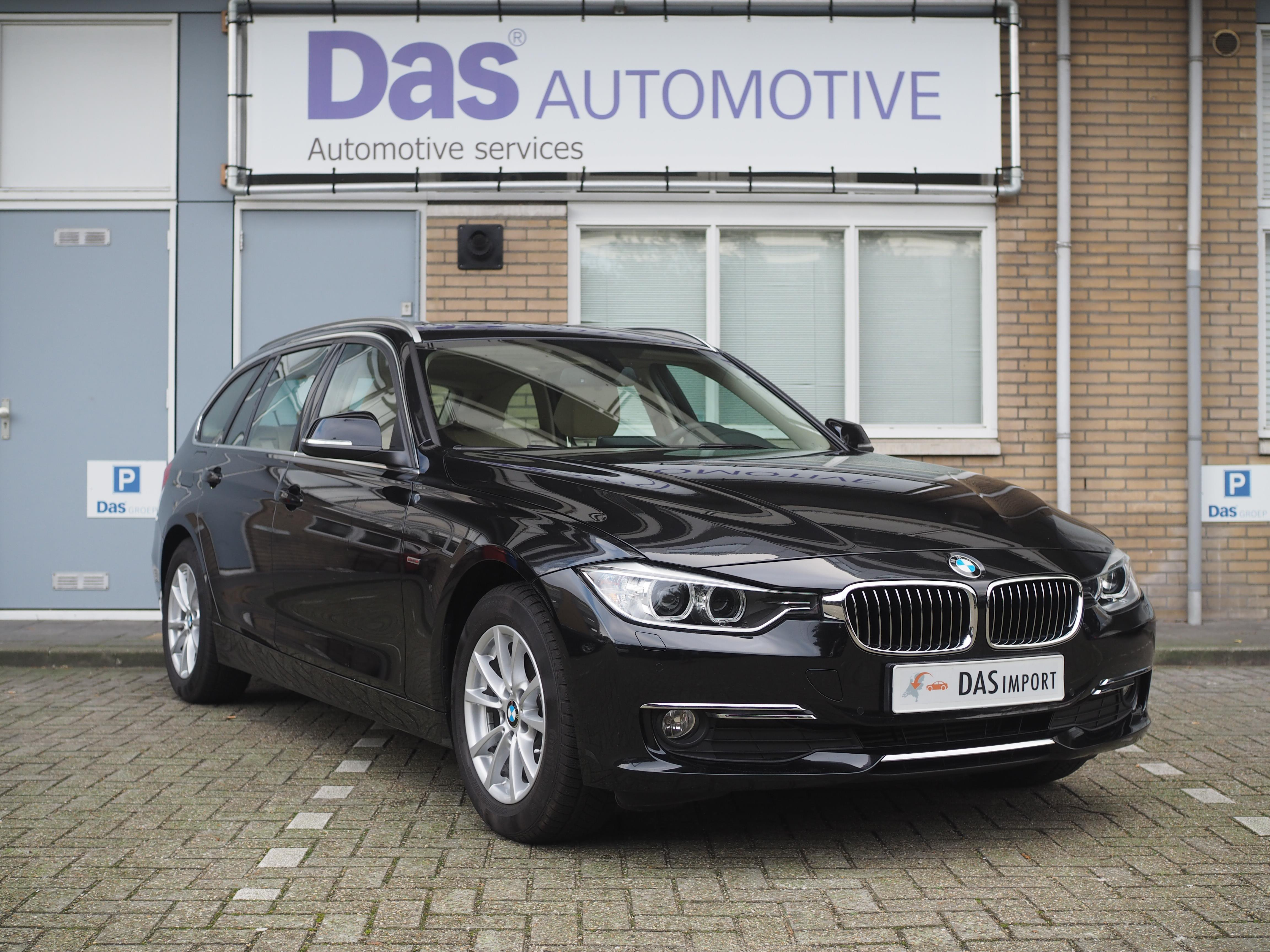 Importauto: BMW 3-serie 320d Diesel Touring 2/2015