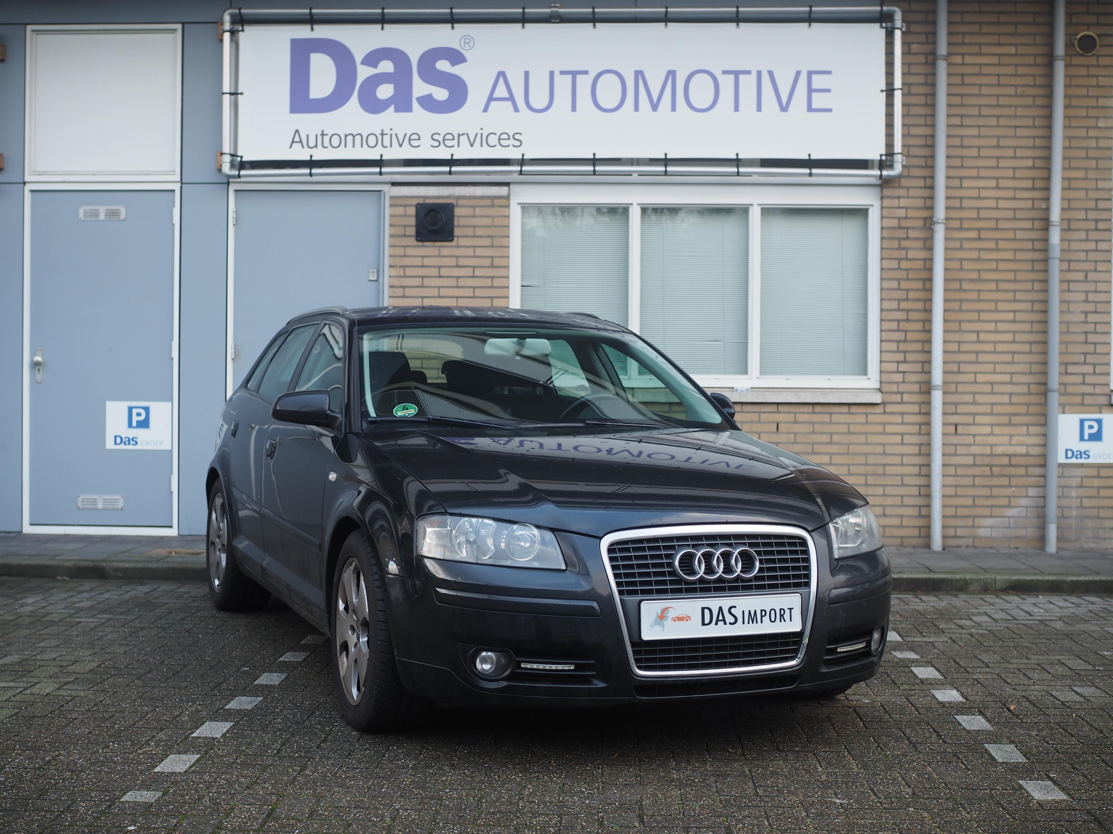 Importauto: Audi  A3 Sportback Diesel 2.0 TDI 3/2007