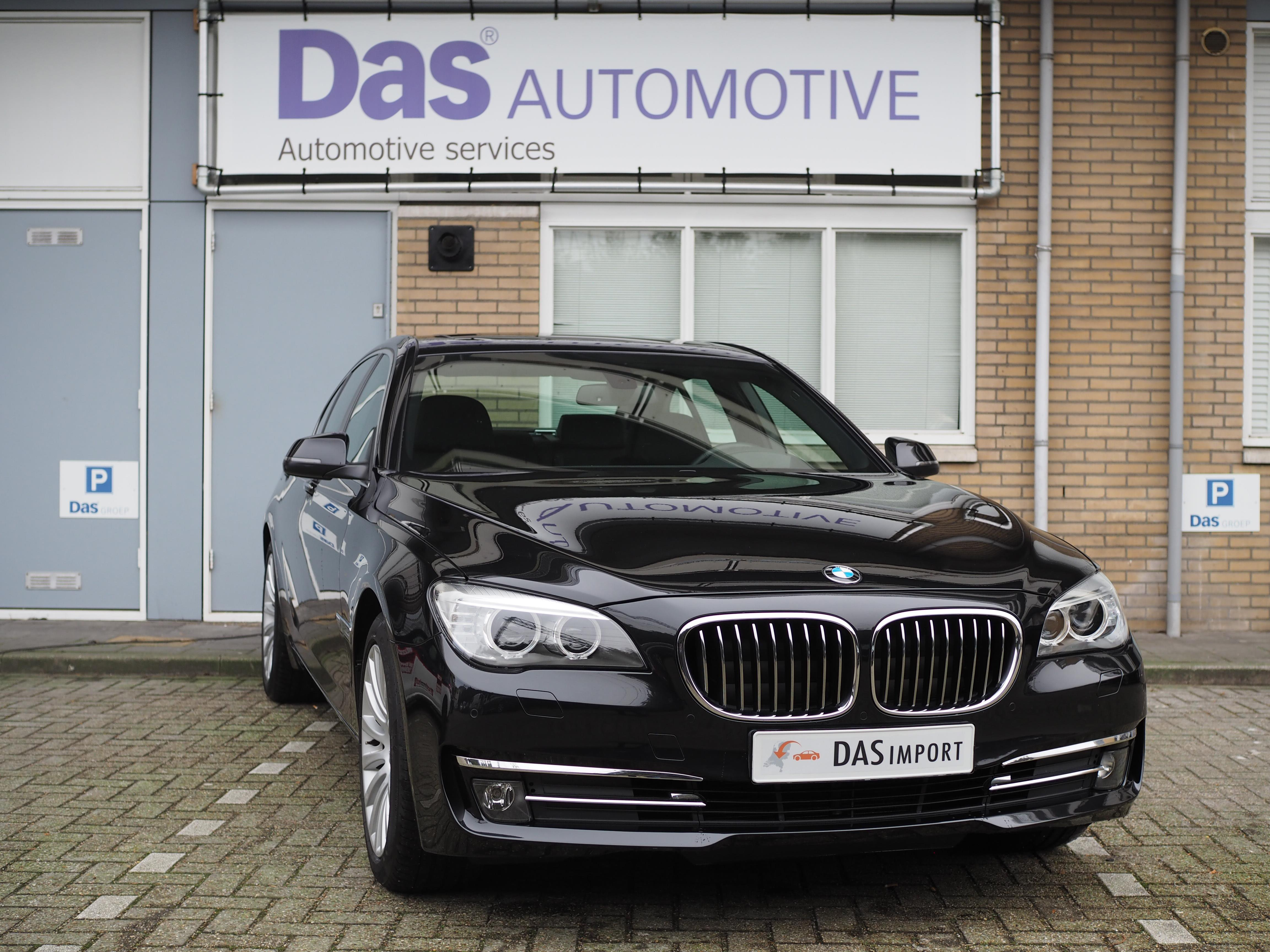 Importauto: BMW 7-serie 730d Blue Performance 8/2012