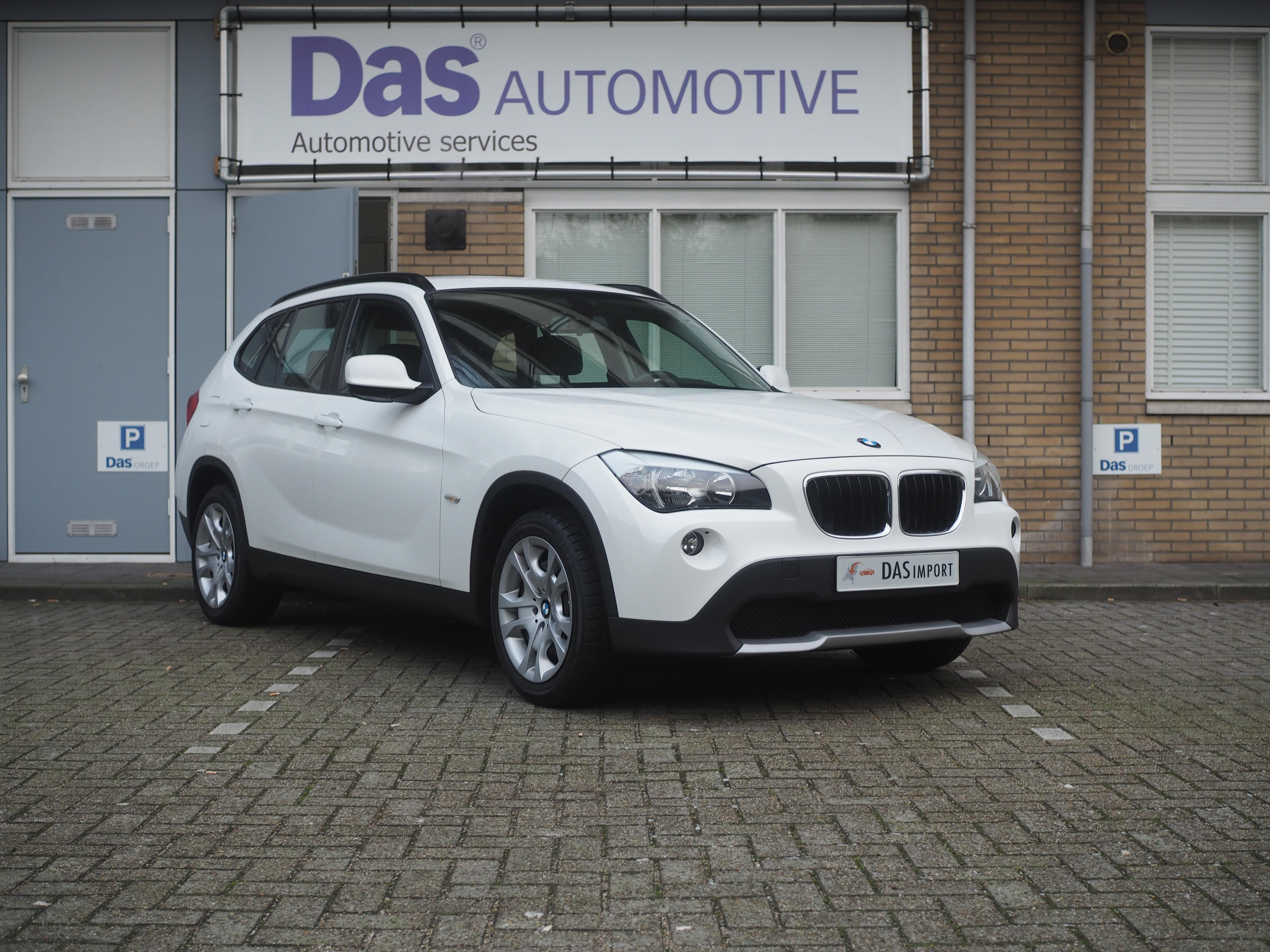 Importauto: BMW  X1 sDrive 18i 11/2011