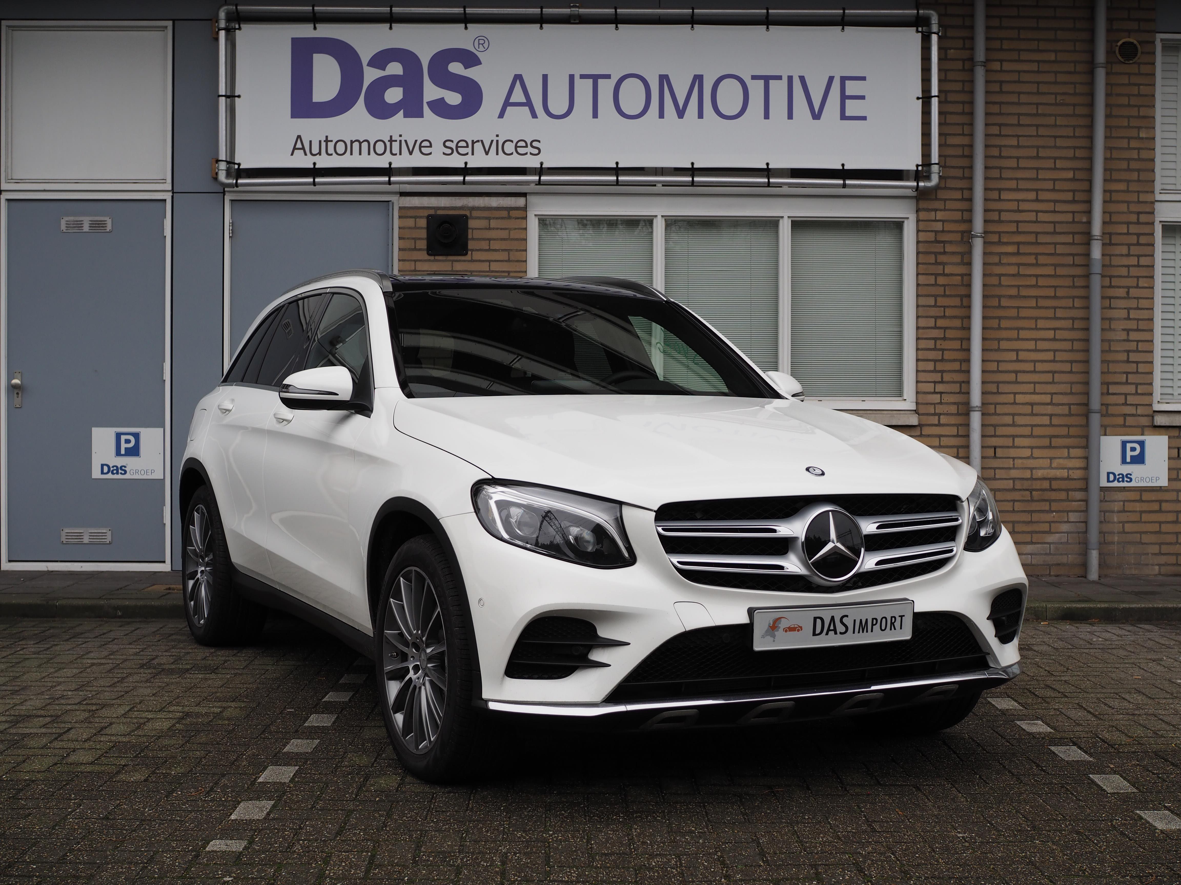 Importauto: Mercedes-Benz GLC-Klasse Diesel GLC 250 CDI 4-Matic Aut.  8/2015