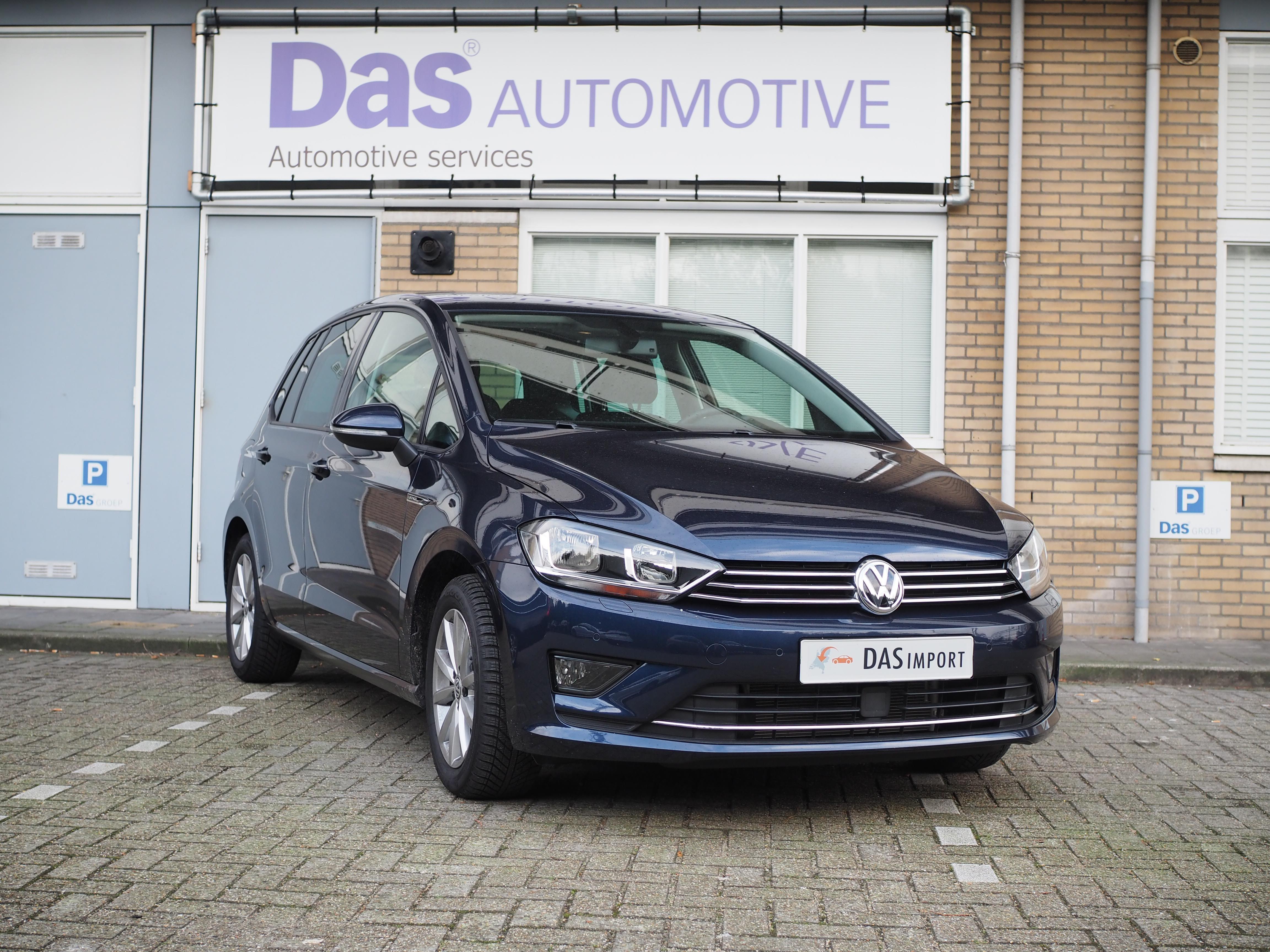 Importauto: Volkswagen Golf Sportsvan 1.4 TSI 92kW Comfortline DSG  7/2015