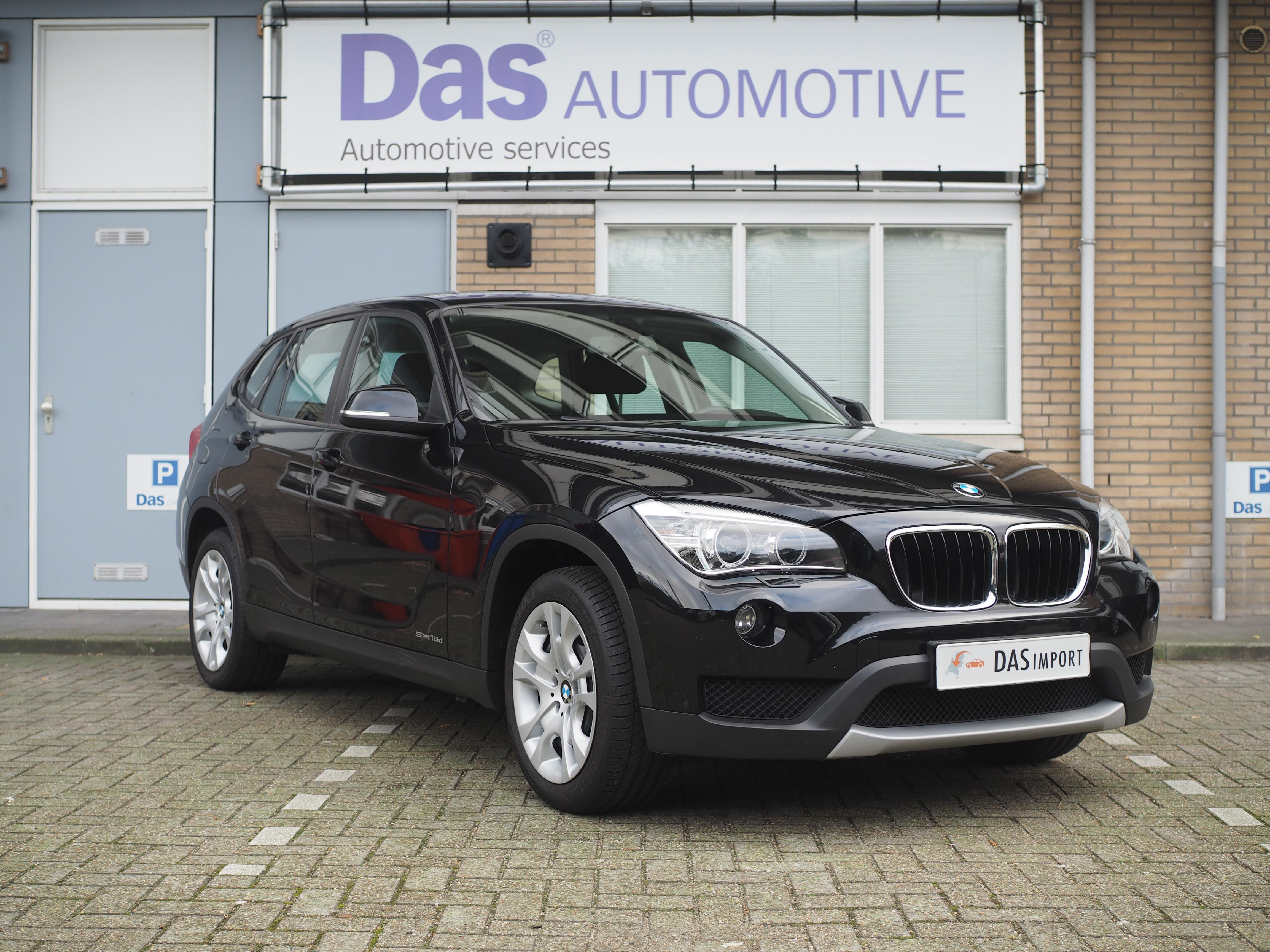 Importauto: BMW X1 sDrive 18d 7/2012