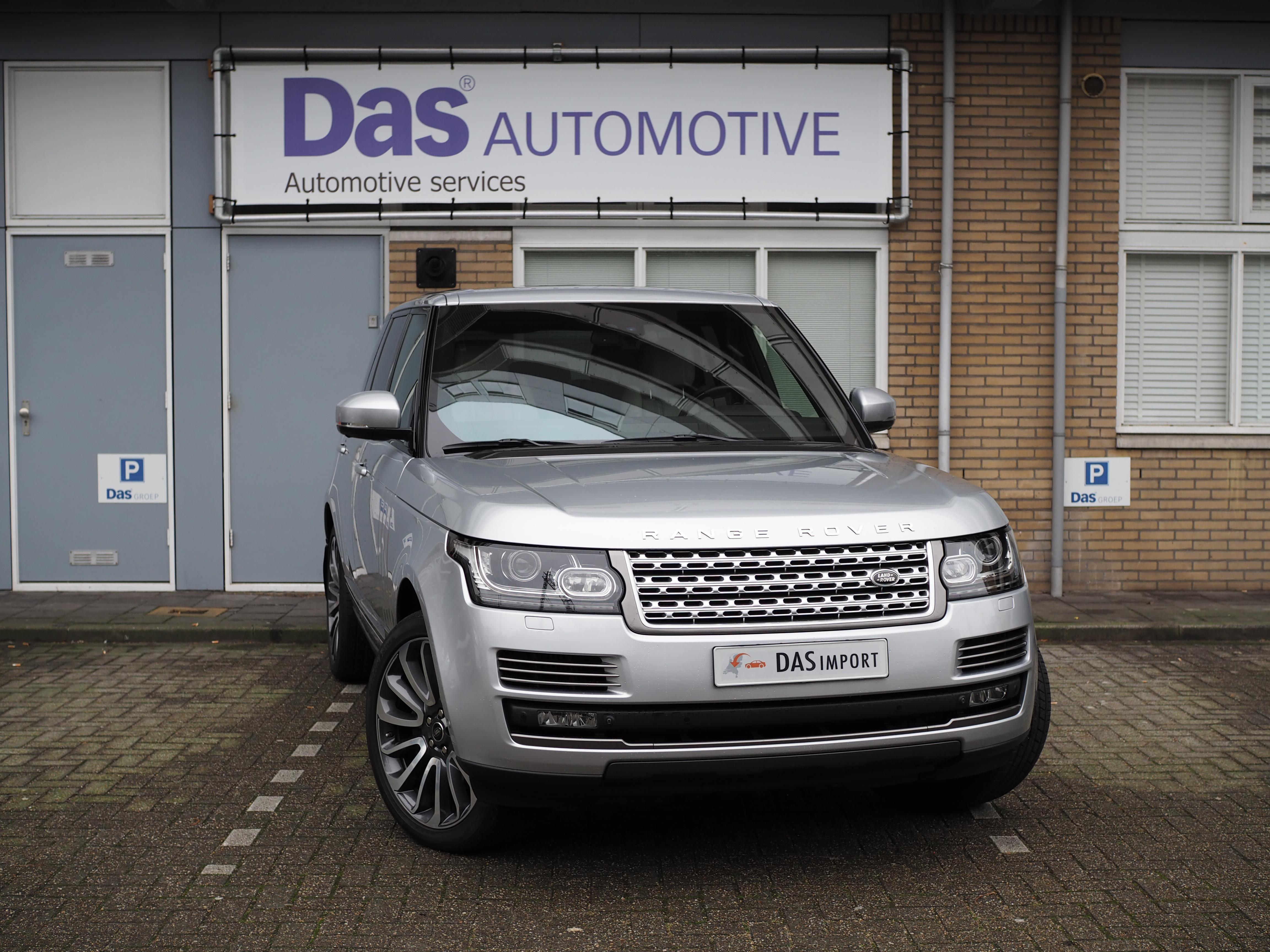 Importauto: Land Rover Range Rover 4.4 SDV8 Vogue 1/2013
