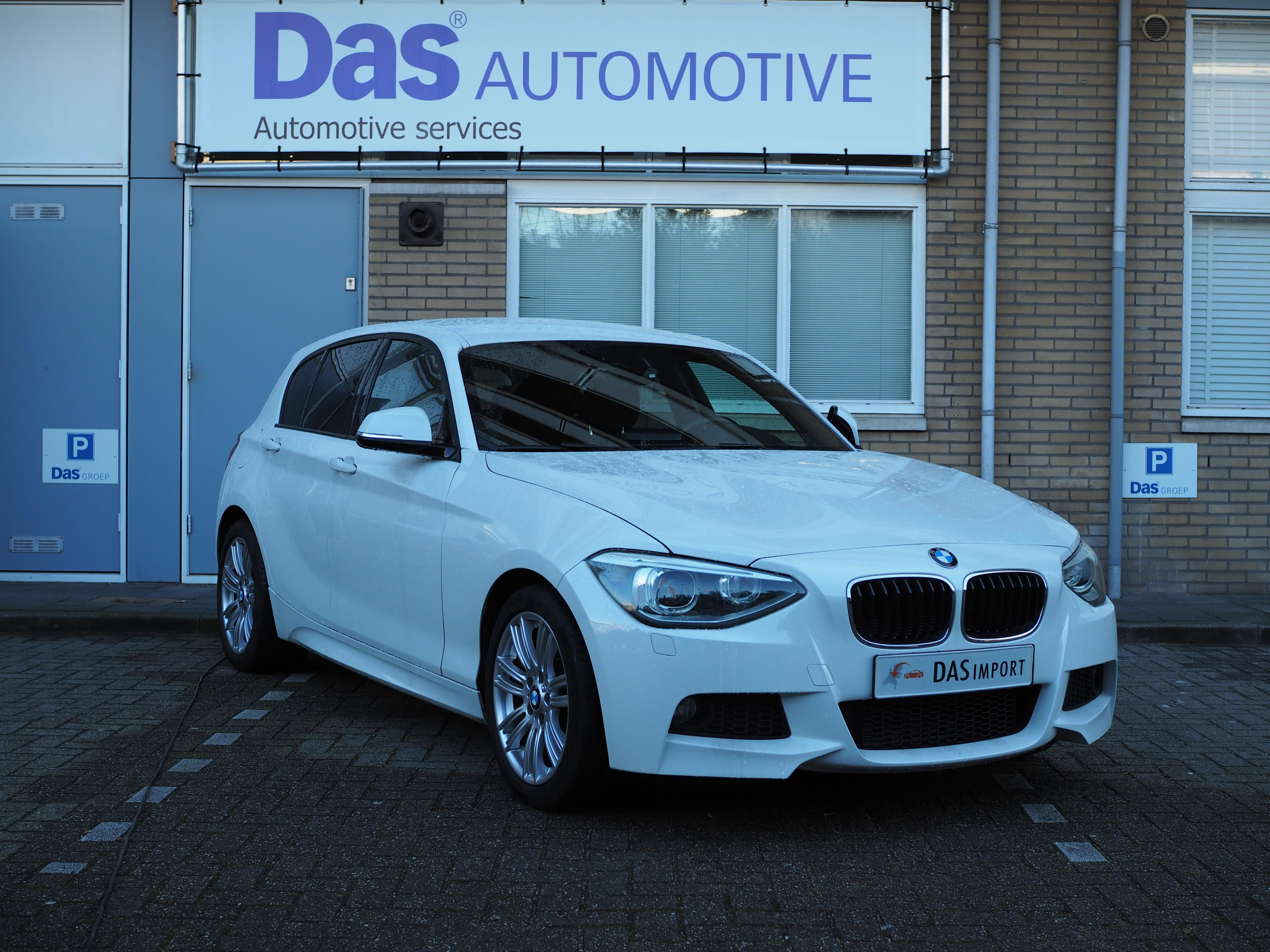 Importauto: BMW 1-Serie 5-deurs 116i EfficientDynamics Edition 11/2012