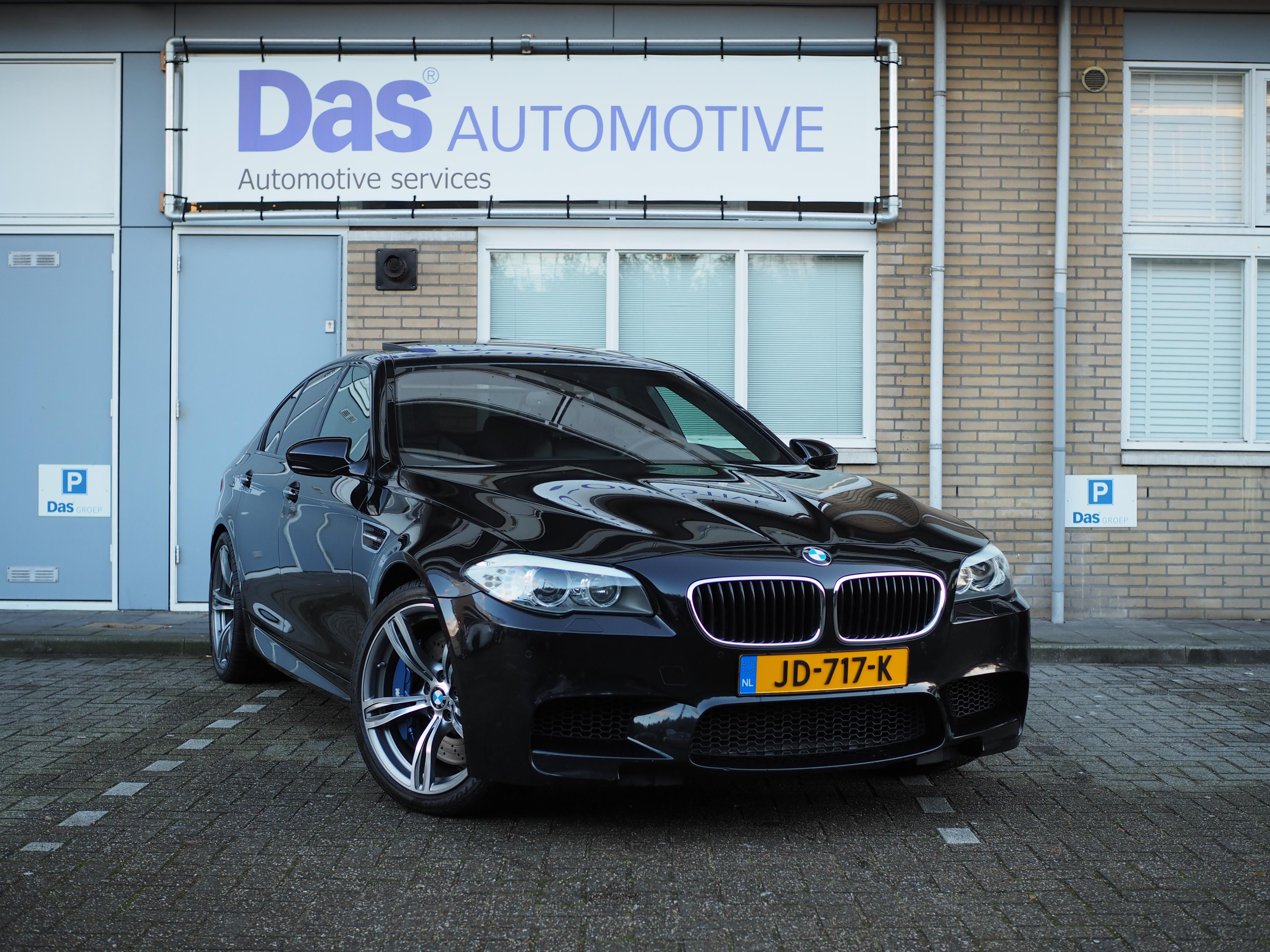 Importauto: BMW 5-Serie Sedan M5 1/2012