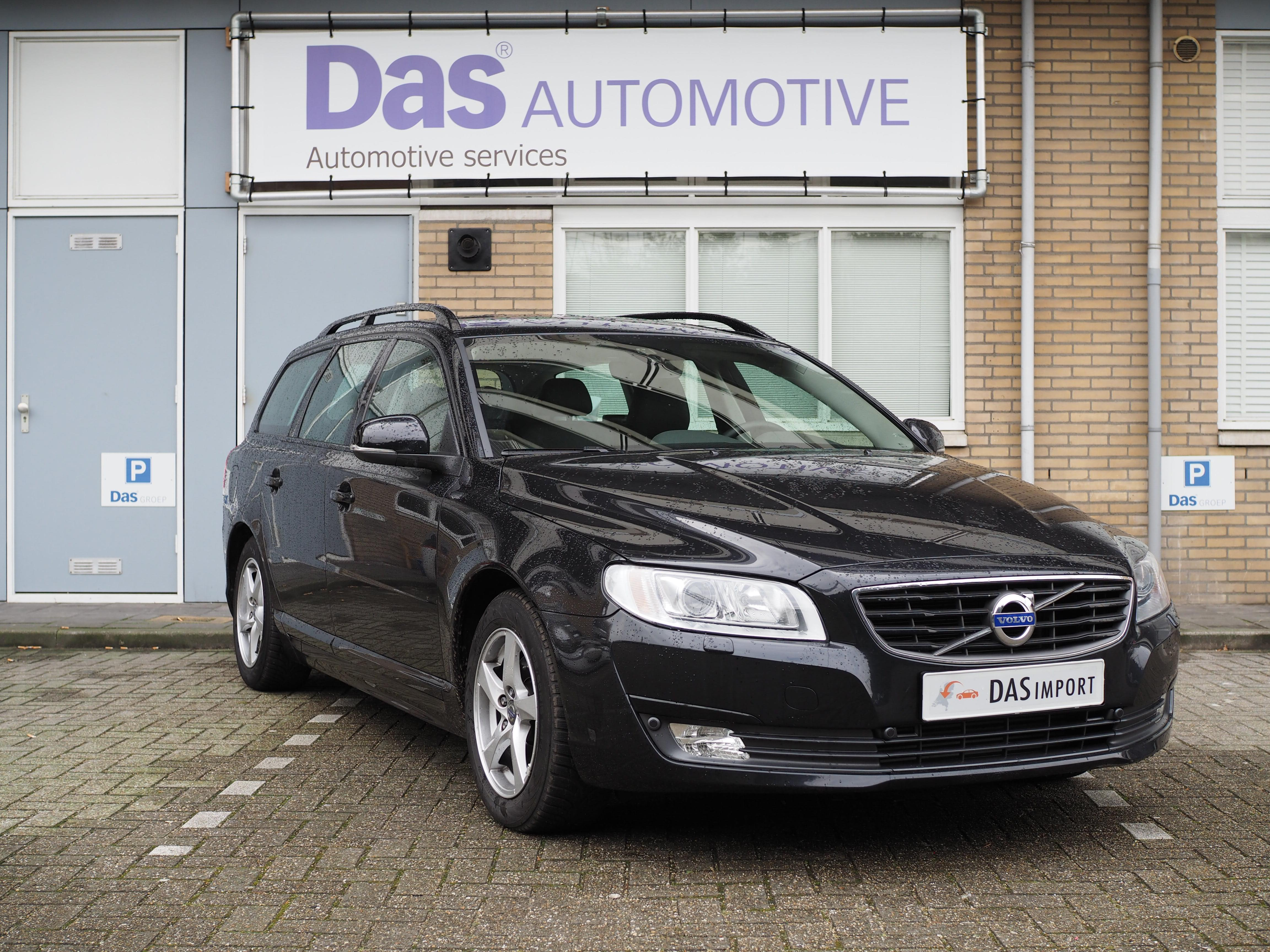 Importauto: Volvo VOLVO V70 Diesel D4 Classic Edition Geartronic  4/2015