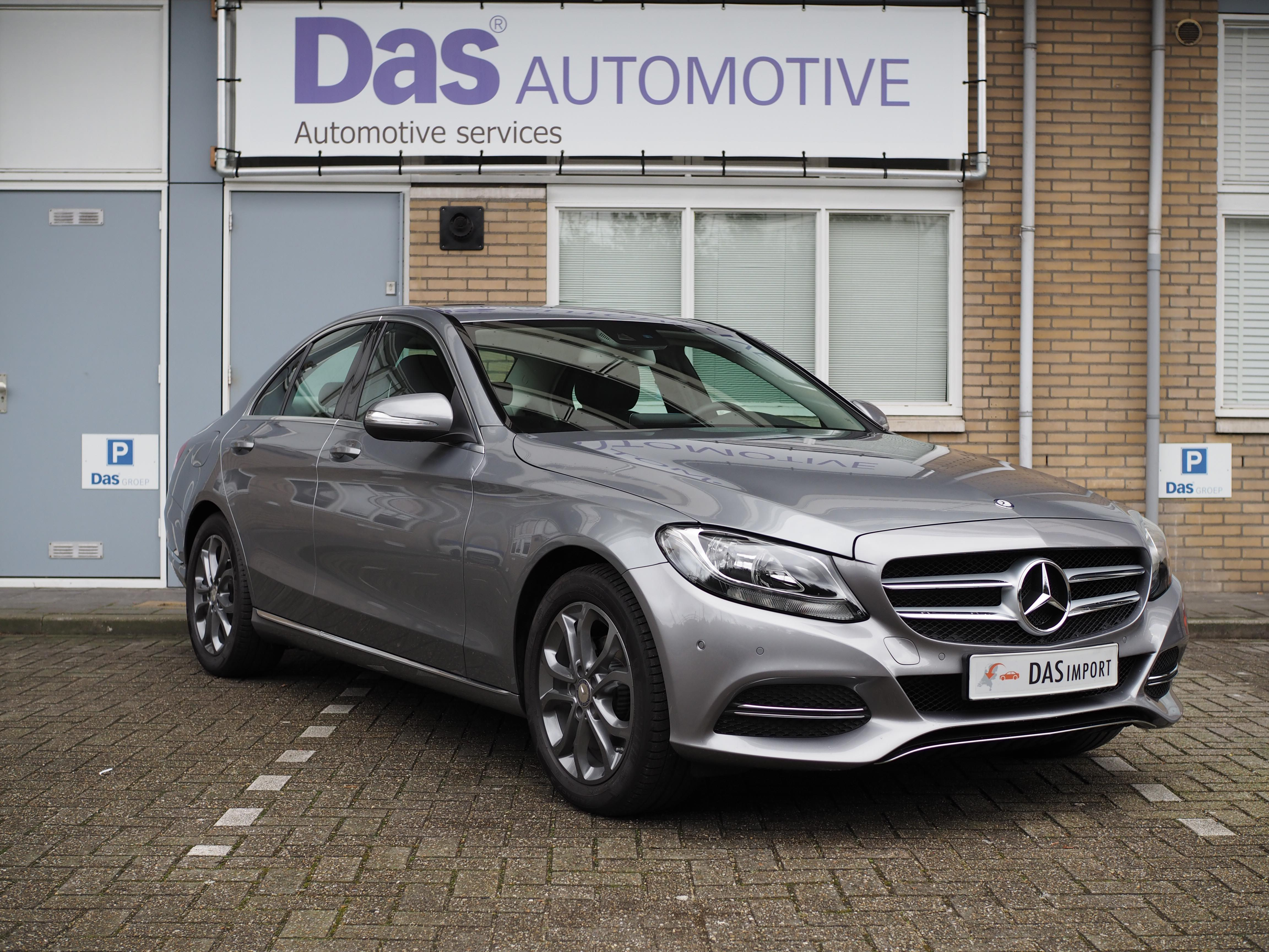 Importauto: Mercedes-Benz C-Klasse C 180 Aut.  12/2014