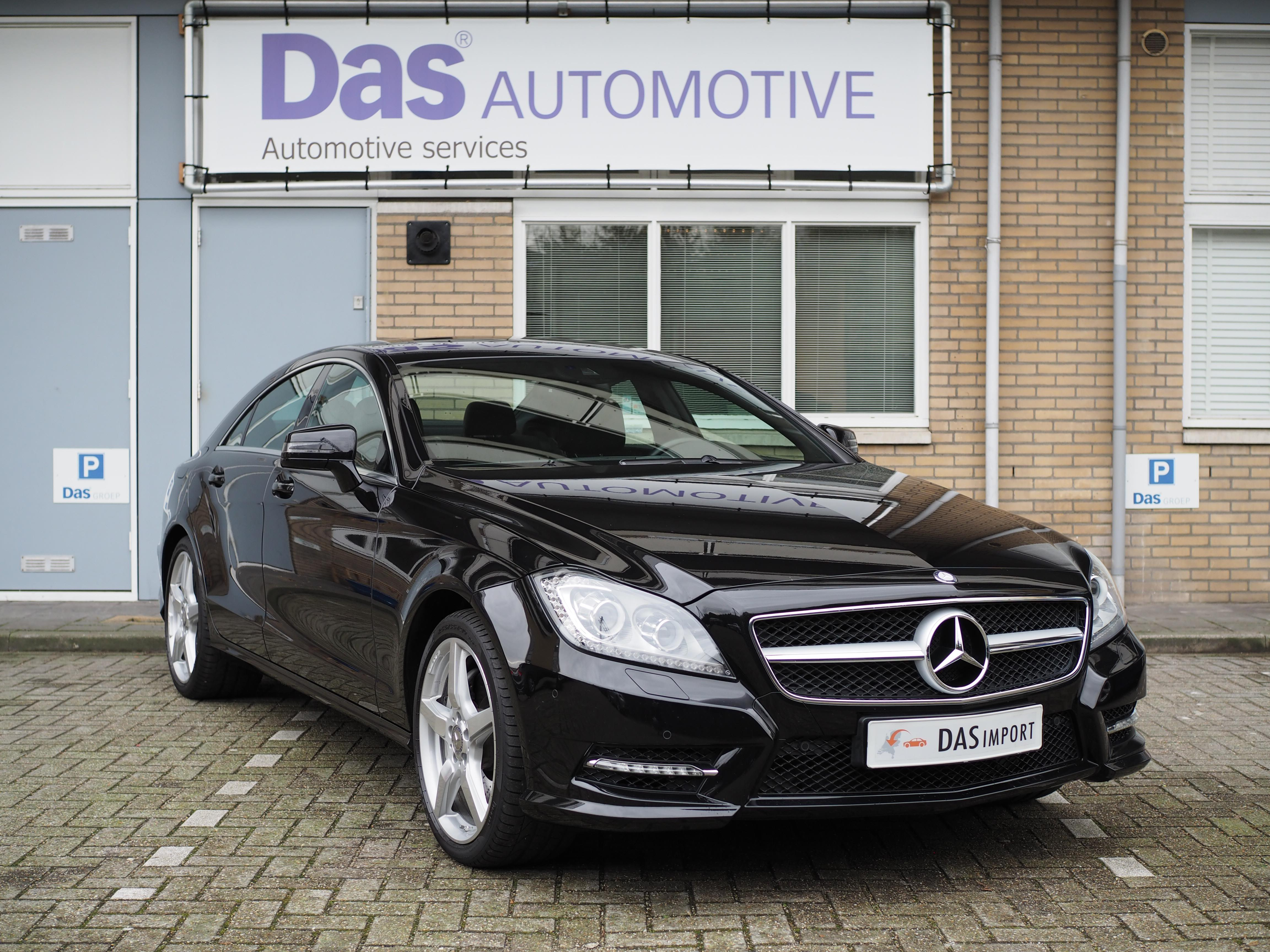 Importauto: Mercedes-Benz CLS 500 BlueEFFICIENCY  12/2012
